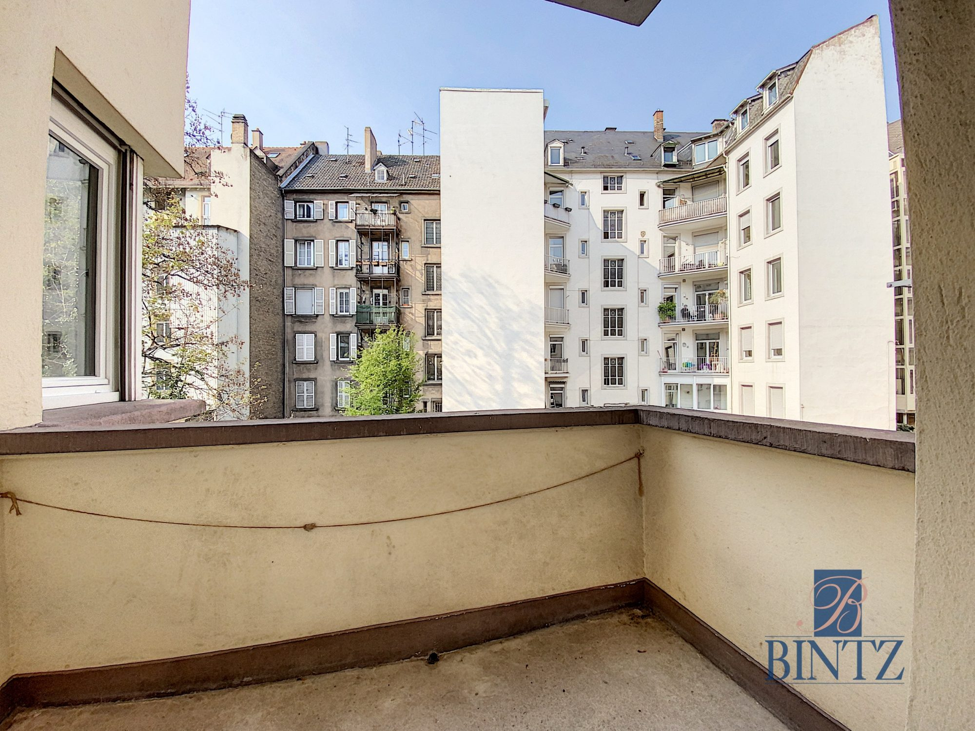 2 pièces orangerie avec balcon - Devenez locataire en toute sérénité - Bintz Immobilier - 5