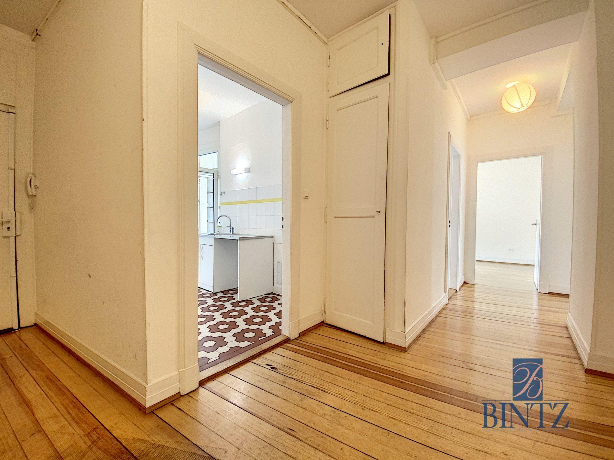 GRAND 2 PIÈCES KRUTENAU - Devenez locataire en toute sérénité - Bintz Immobilier - 1