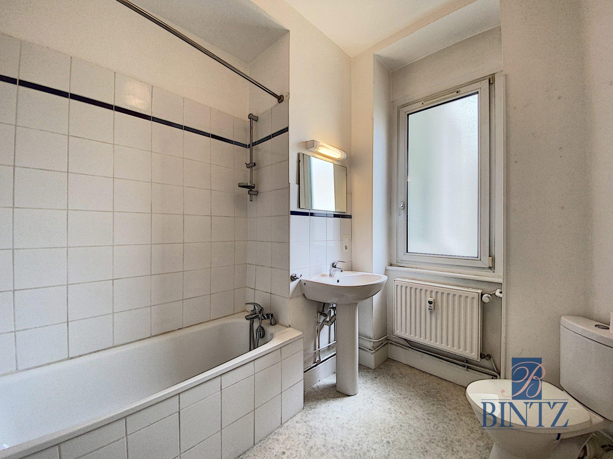 GRAND 2 PIÈCES KRUTENAU - Devenez locataire en toute sérénité - Bintz Immobilier - 9