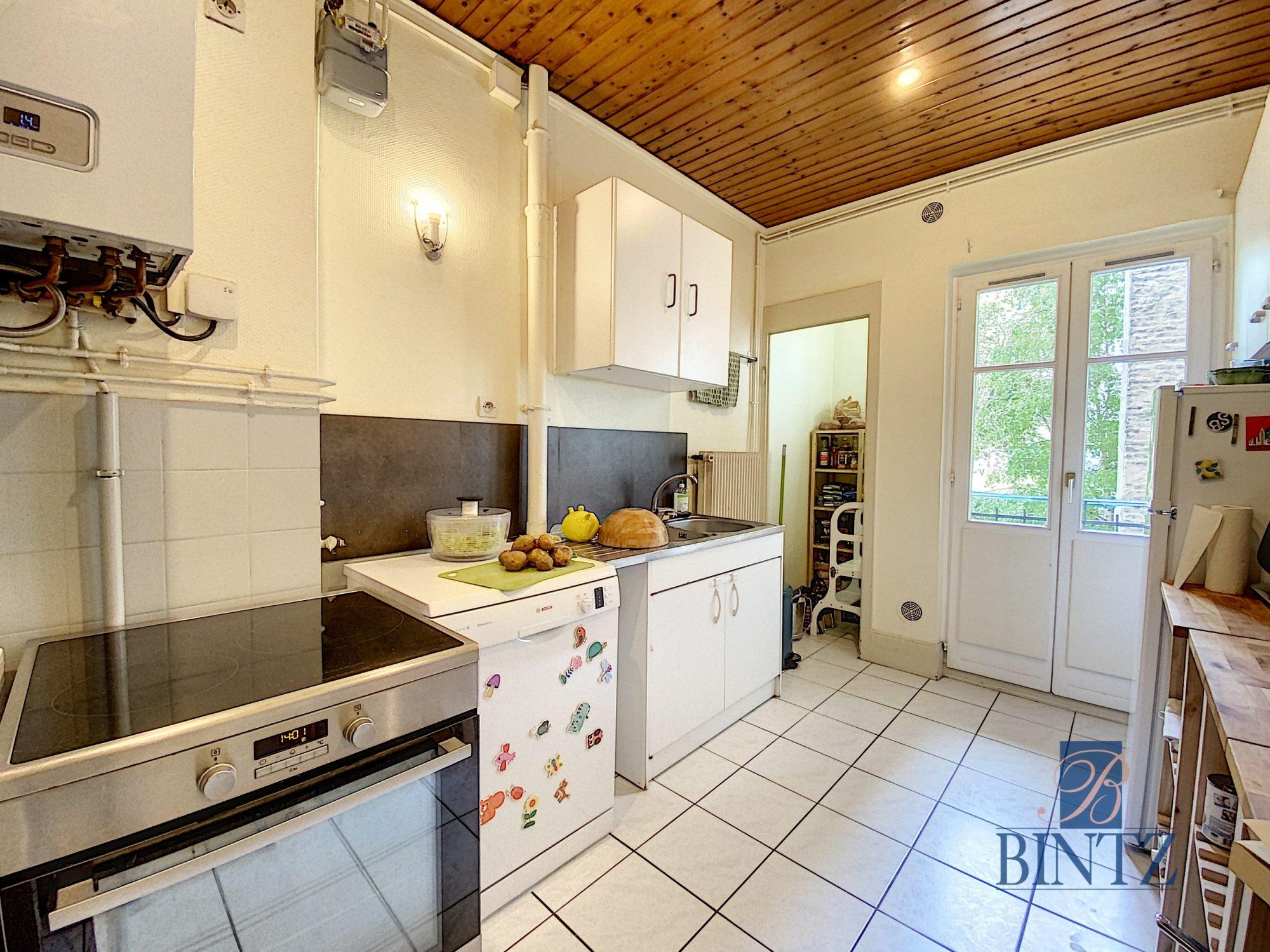 T4 PROCHE ORANGERIE - Devenez locataire en toute sérénité - Bintz Immobilier - 11