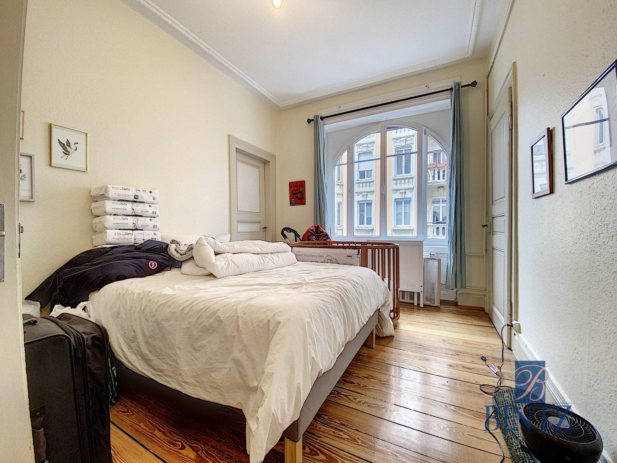 T4 PROCHE ORANGERIE - Devenez locataire en toute sérénité - Bintz Immobilier - 6