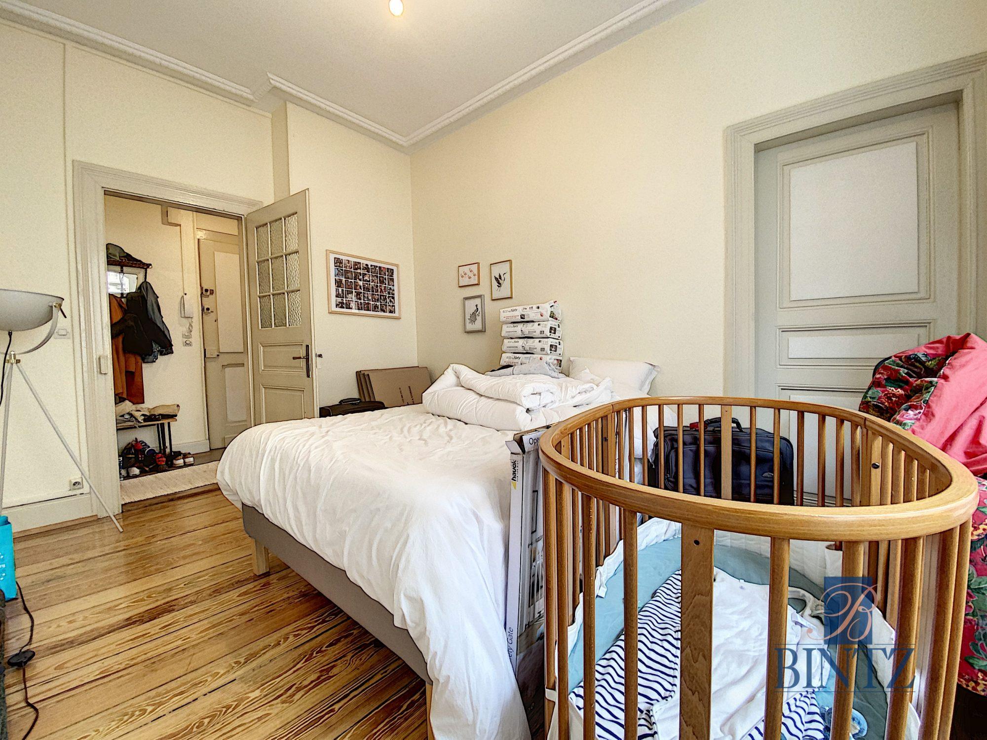 T4 PROCHE ORANGERIE - Devenez locataire en toute sérénité - Bintz Immobilier - 12