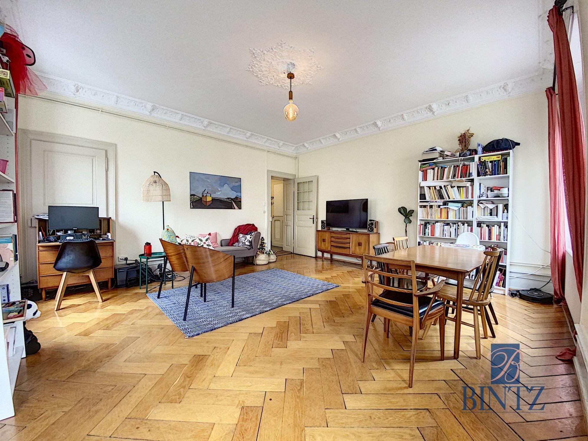T4 PROCHE ORANGERIE - Devenez locataire en toute sérénité - Bintz Immobilier - 3