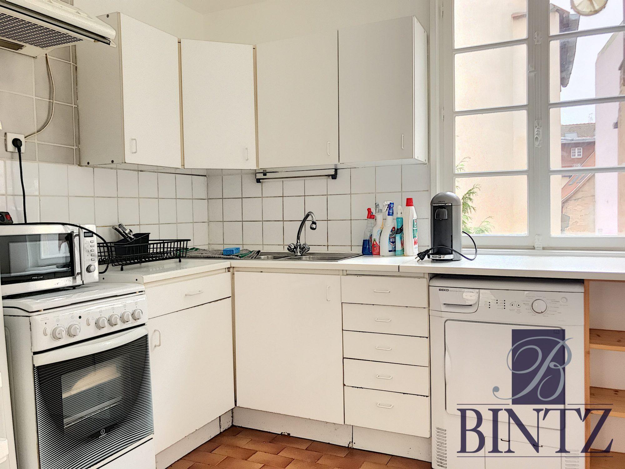 2 PIÈCES MEUBLÉ HYPER CENTRE - Devenez locataire en toute sérénité - Bintz Immobilier - 3