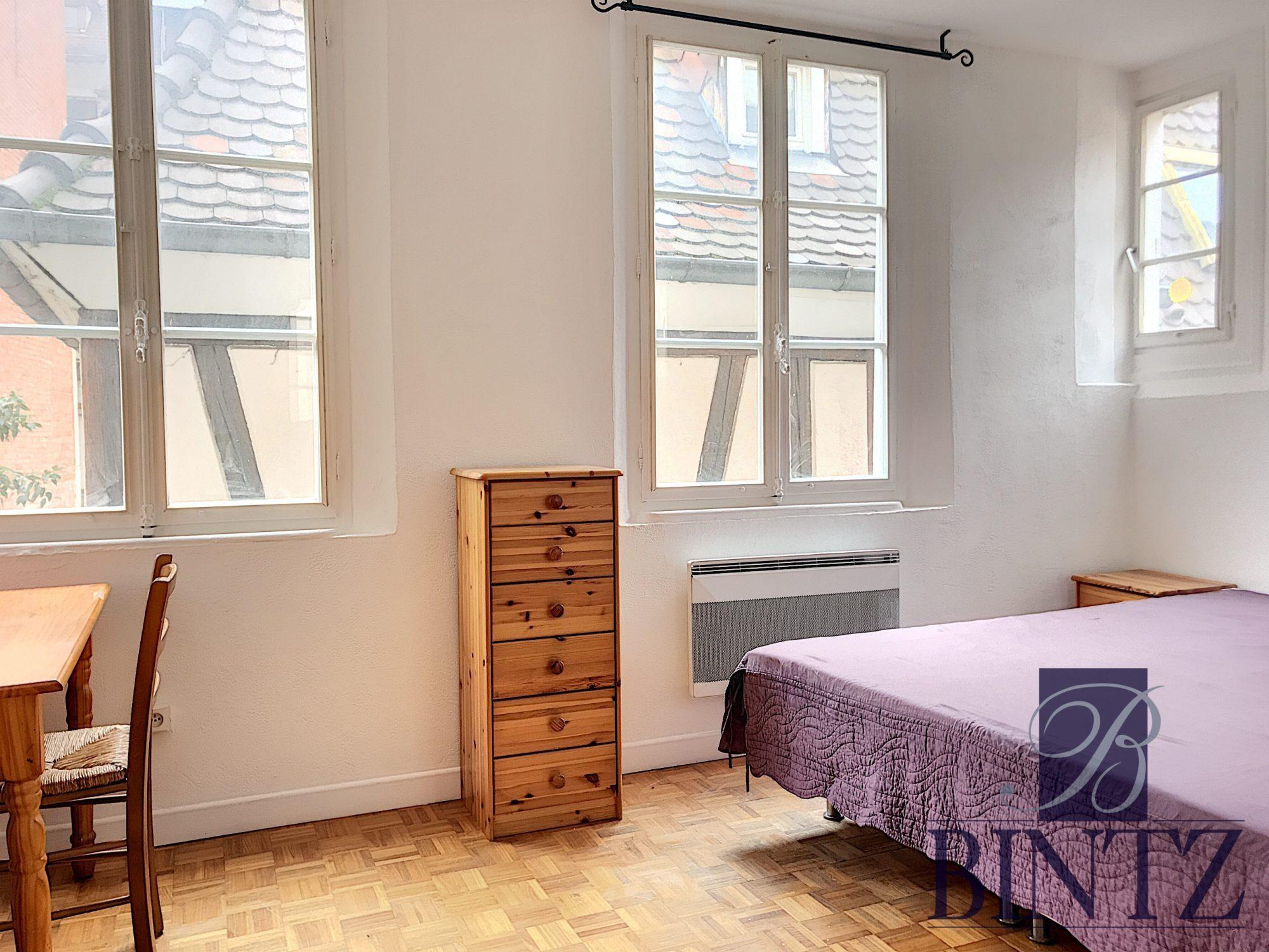 2 PIÈCES MEUBLÉ HYPER CENTRE - Devenez locataire en toute sérénité - Bintz Immobilier - 4