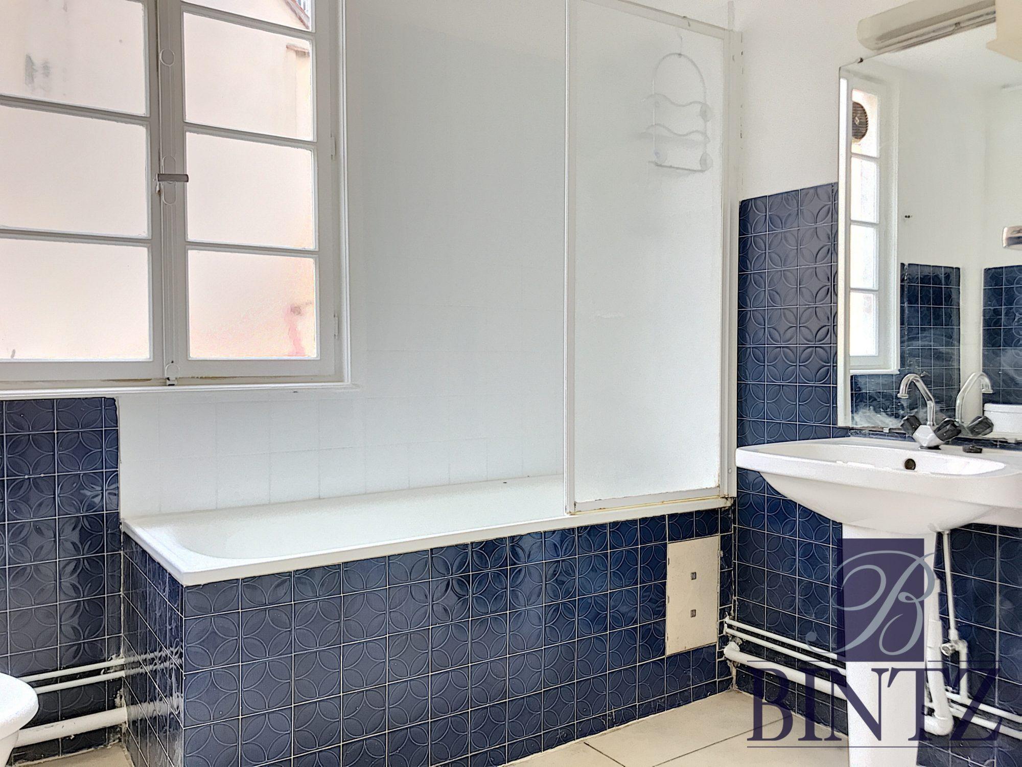 2 PIÈCES MEUBLÉ HYPER CENTRE - Devenez locataire en toute sérénité - Bintz Immobilier - 5
