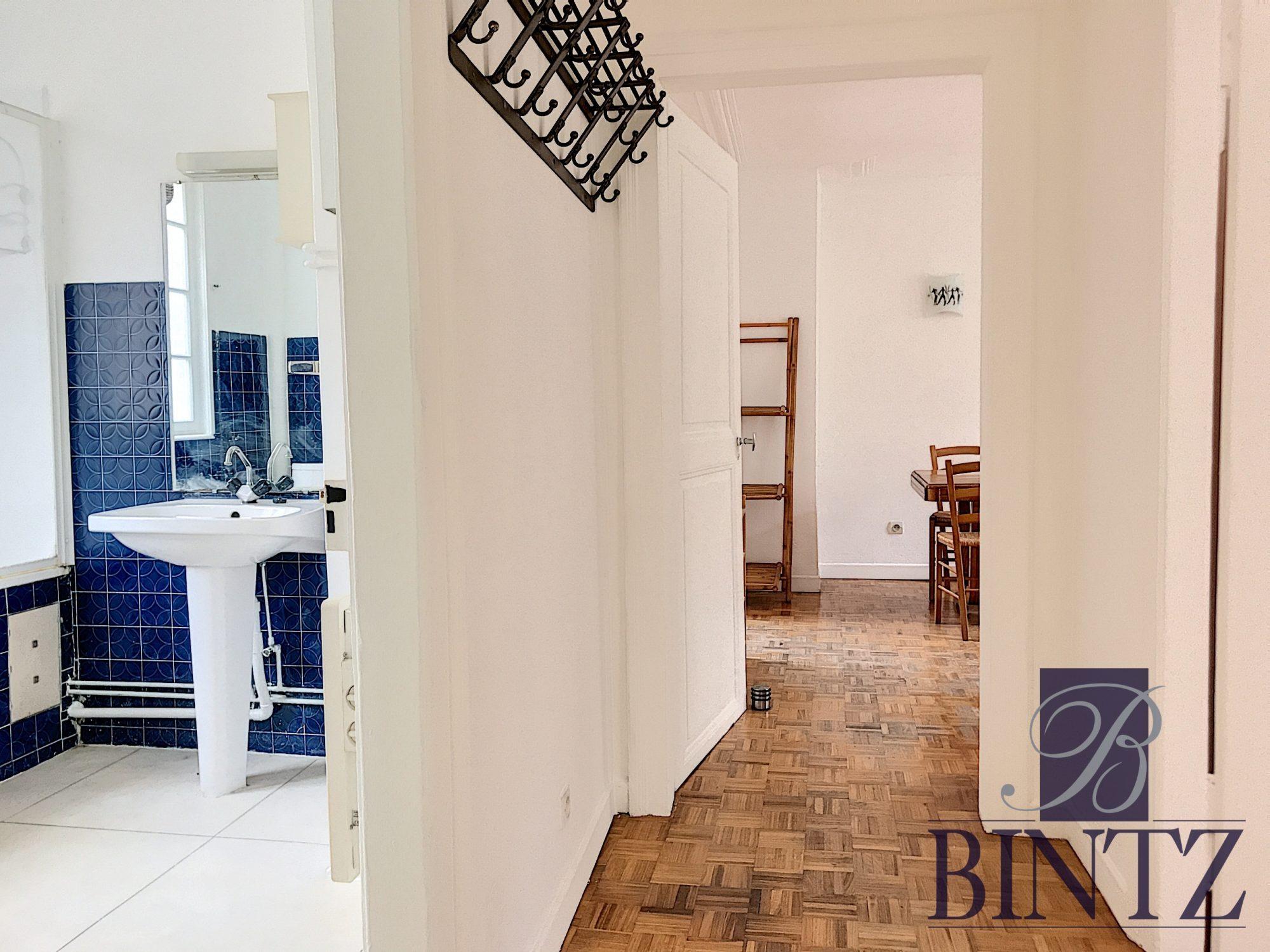 2 PIÈCES MEUBLÉ HYPER CENTRE - Devenez locataire en toute sérénité - Bintz Immobilier - 6