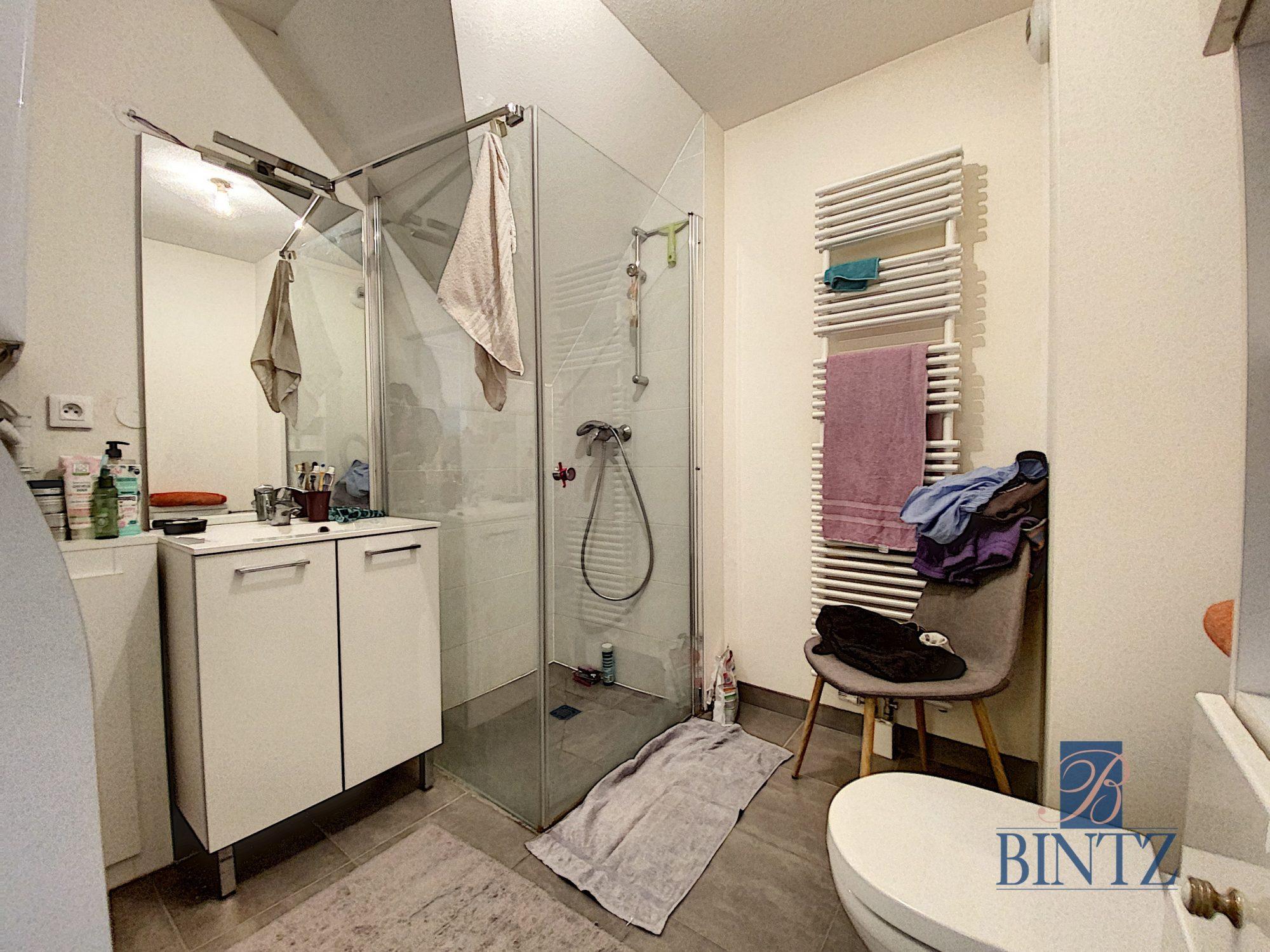 2 PIÈCES AVEC PARKING SCHILTIGHEIM - Devenez locataire en toute sérénité - Bintz Immobilier - 4