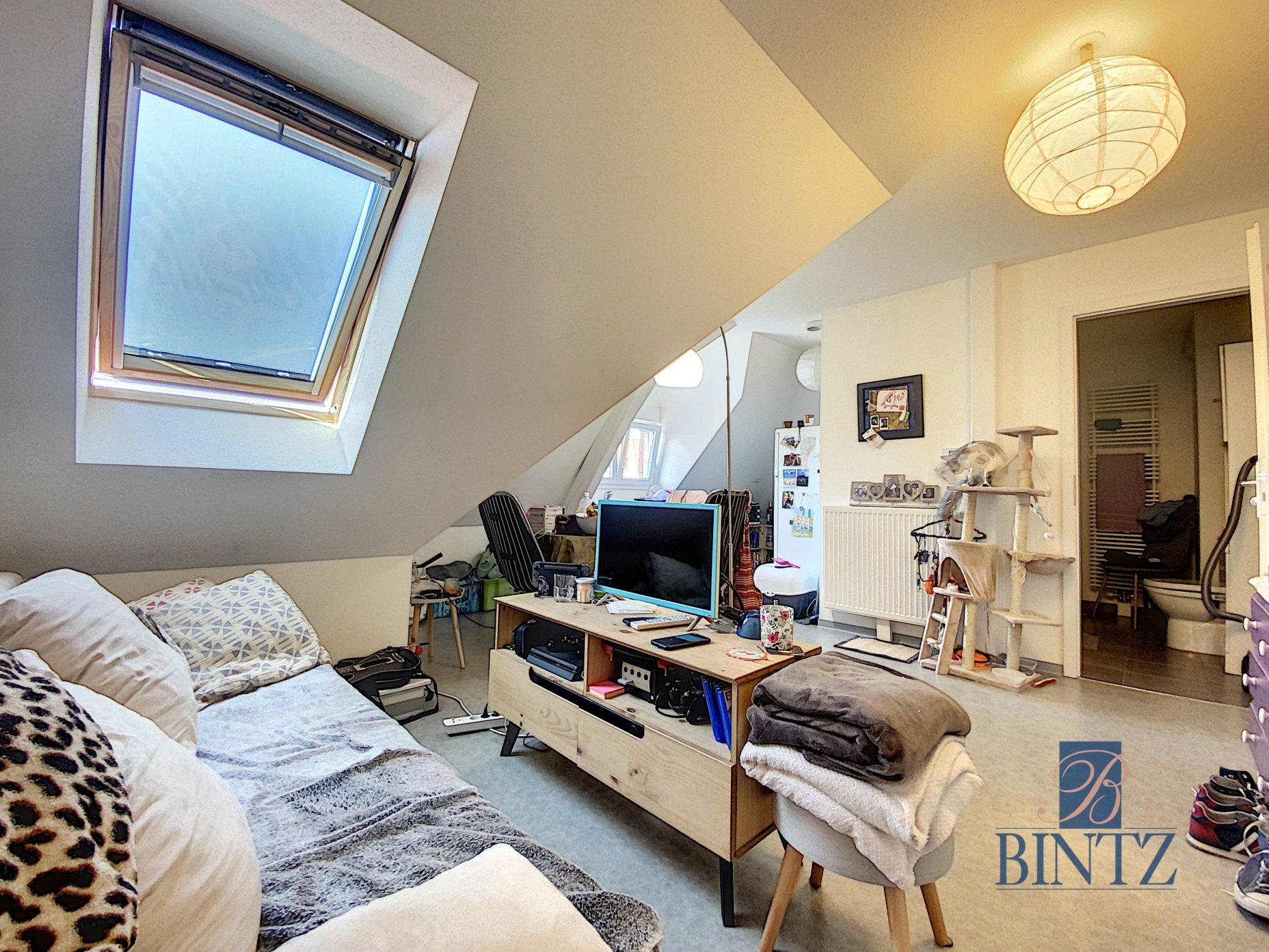2 PIÈCES AVEC PARKING SCHILTIGHEIM - Devenez locataire en toute sérénité - Bintz Immobilier - 3