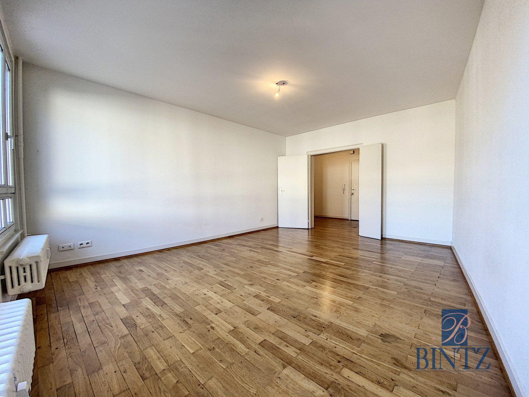 Grand 3 pièces HYPERCENTRE - Devenez locataire en toute sérénité - Bintz Immobilier - 1