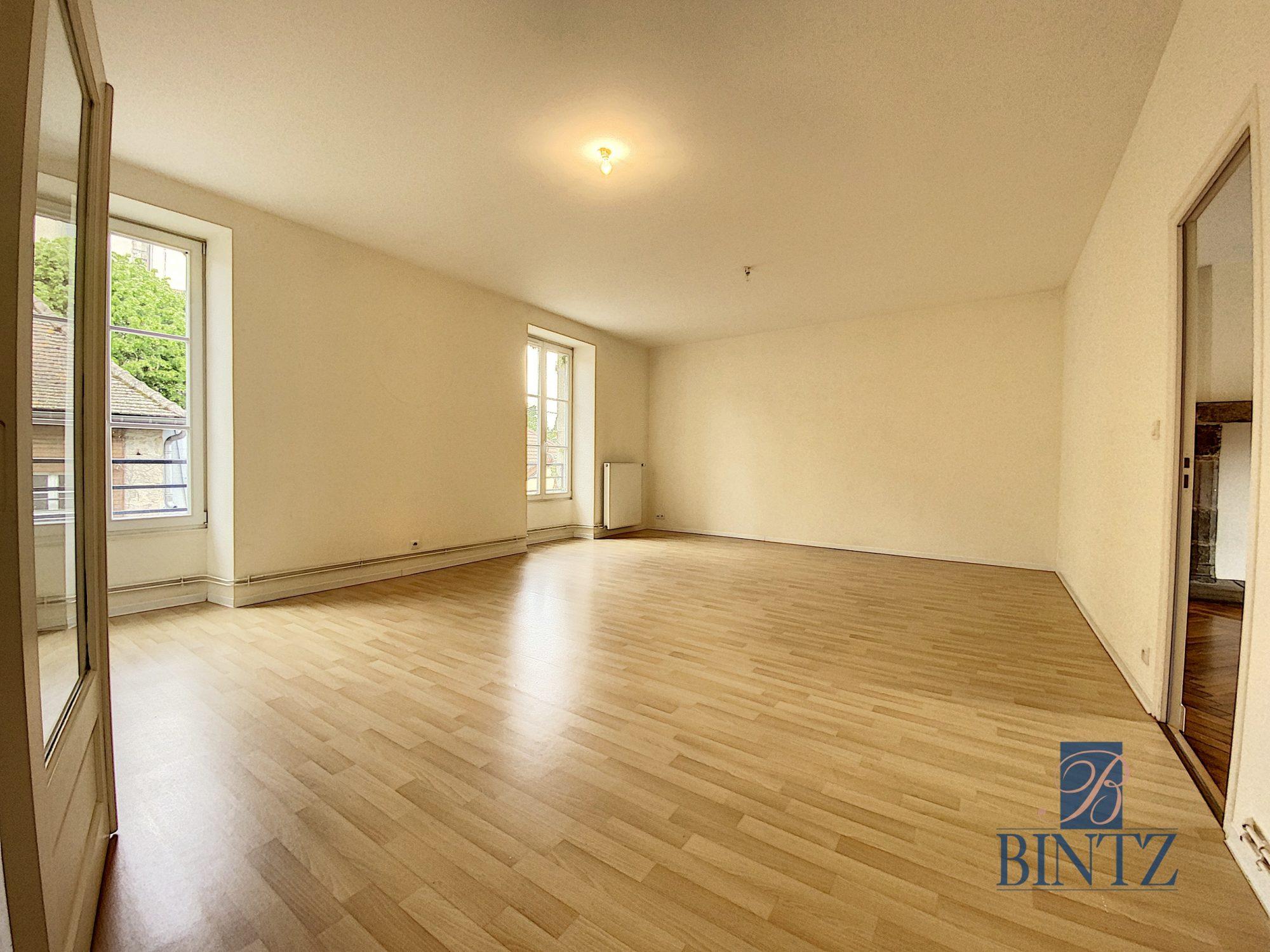 3 pièces toulon/arroux 1er maison de maitre - Devenez locataire en toute sérénité - Bintz Immobilier - 1