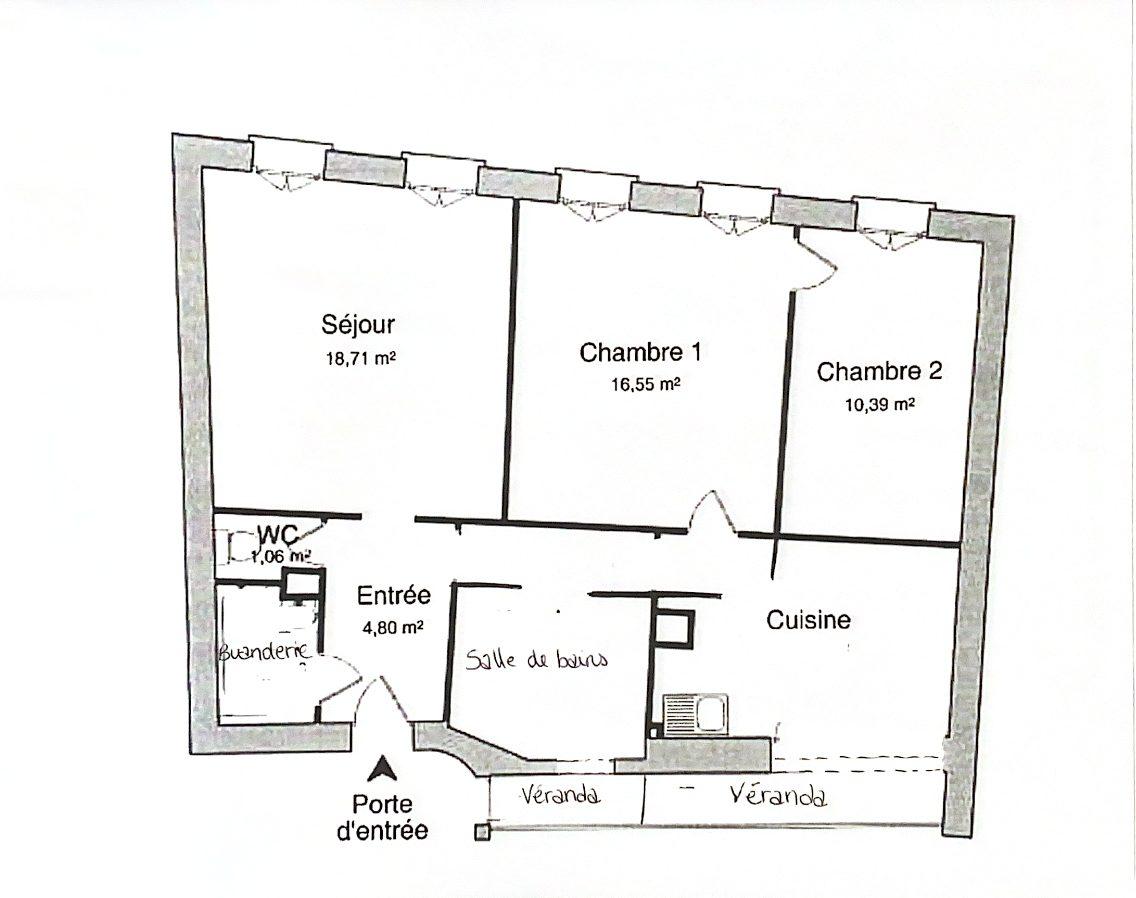 3 PIÈCES HYPERCENTRE - Devenez locataire en toute sérénité - Bintz Immobilier - 7