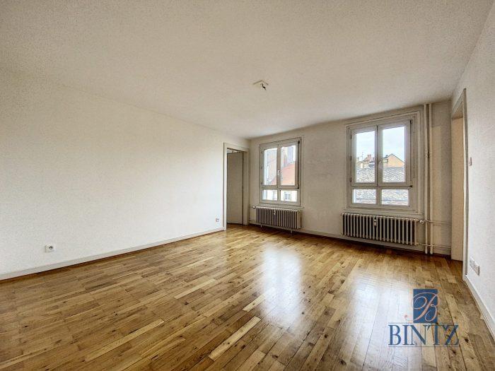 3 PIÈCES HYPERCENTRE - Devenez locataire en toute sérénité - Bintz Immobilier