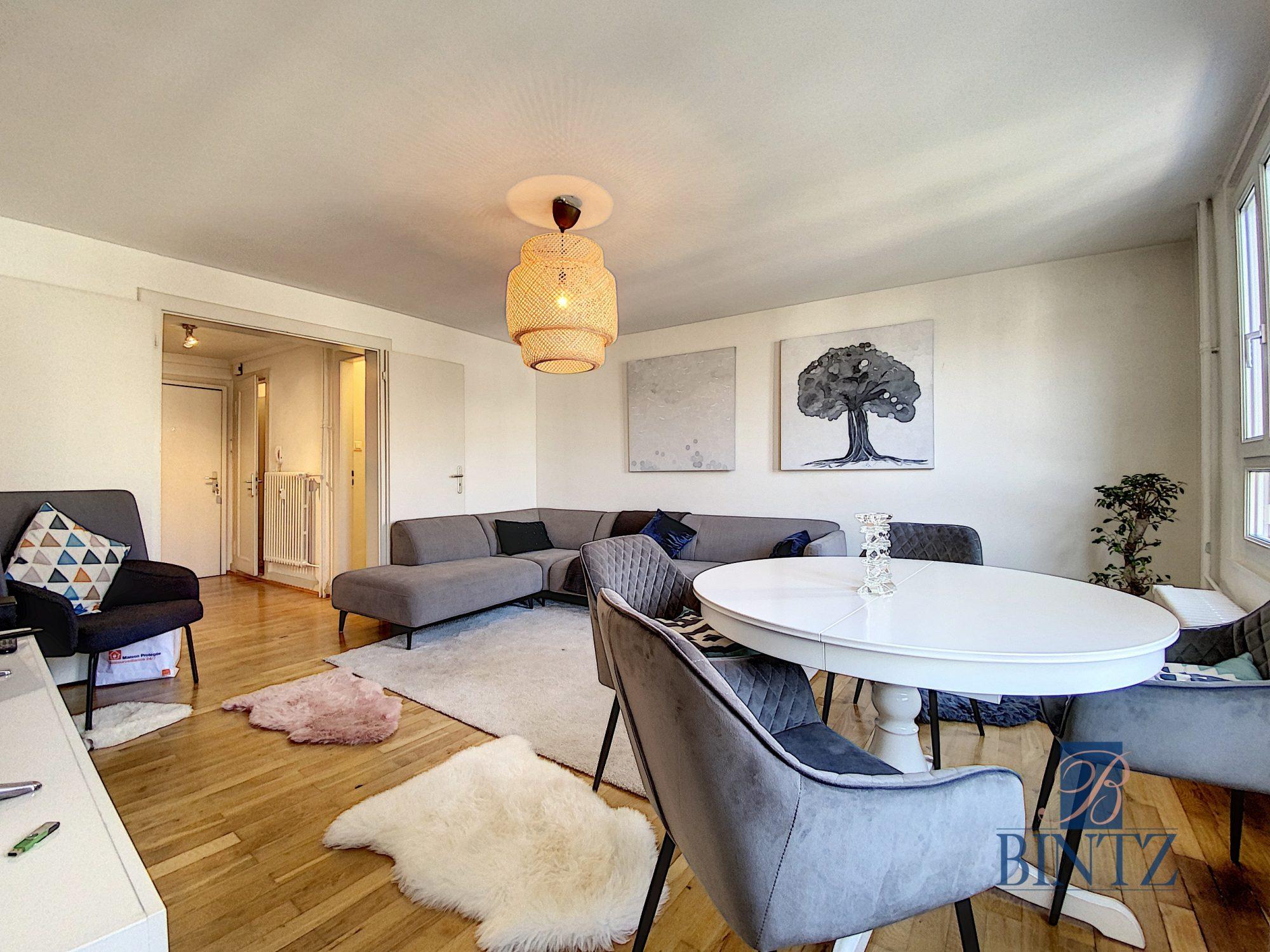 3 PIÈCES HYPERCENTRE - Devenez locataire en toute sérénité - Bintz Immobilier - 2