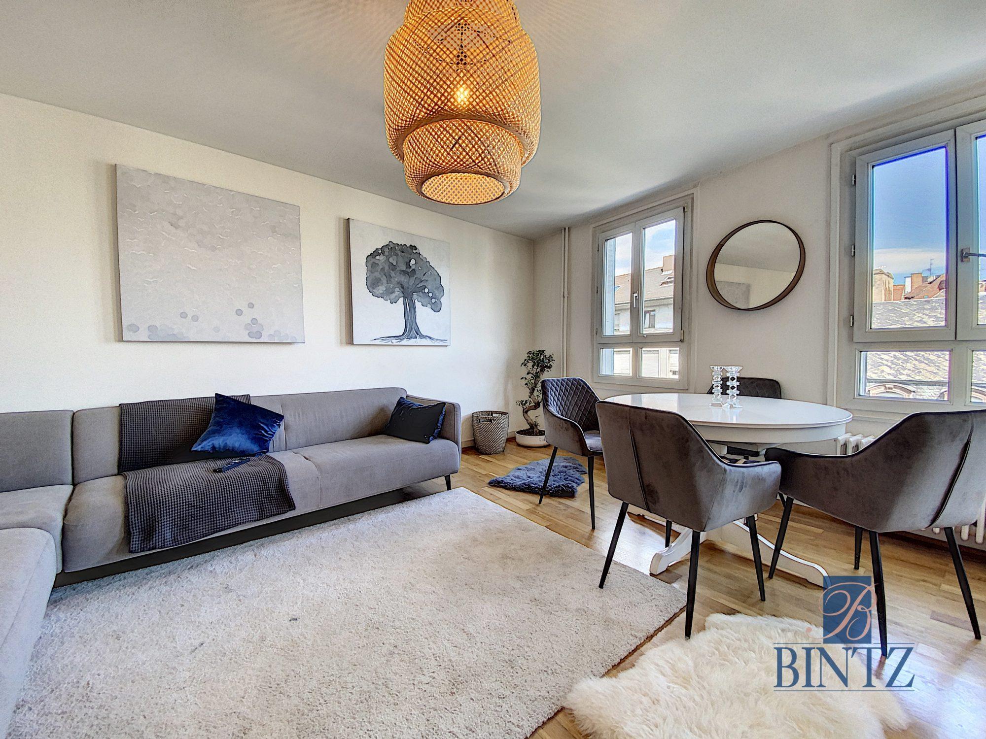 3 PIÈCES HYPERCENTRE - Devenez locataire en toute sérénité - Bintz Immobilier - 3