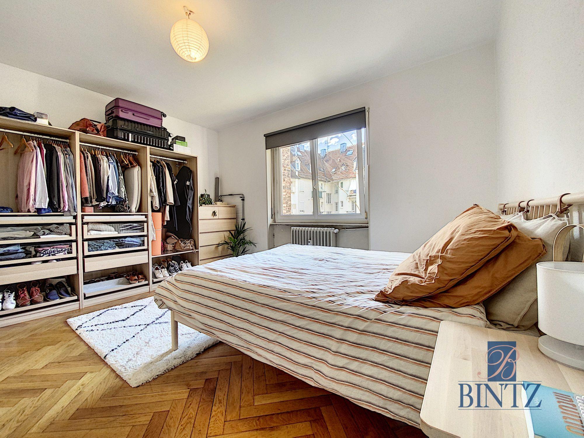 2 PIECES AVEC BALCON KRUTENAU - Devenez locataire en toute sérénité - Bintz Immobilier - 3