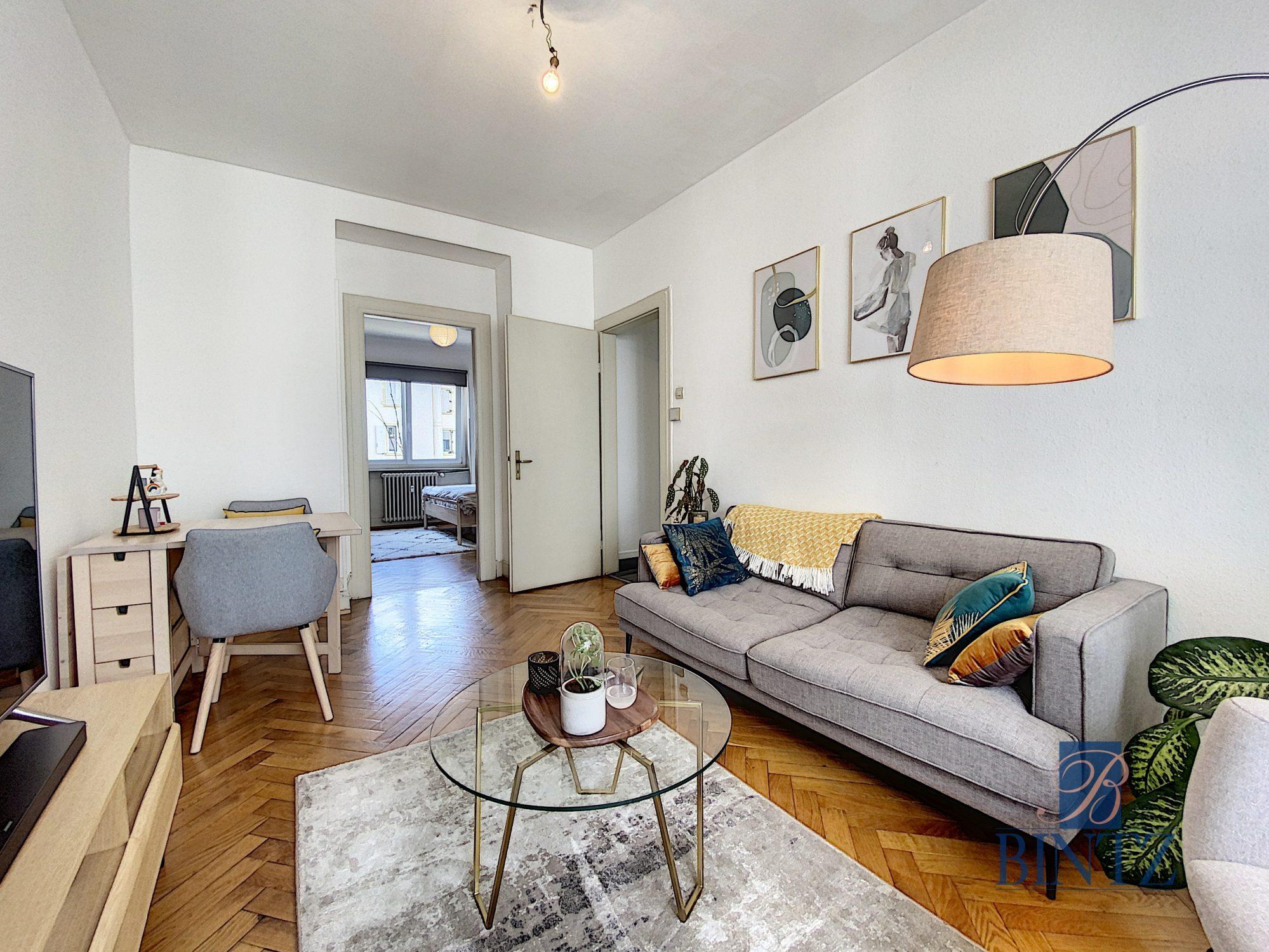 2 PIECES AVEC BALCON KRUTENAU - Devenez locataire en toute sérénité - Bintz Immobilier - 7