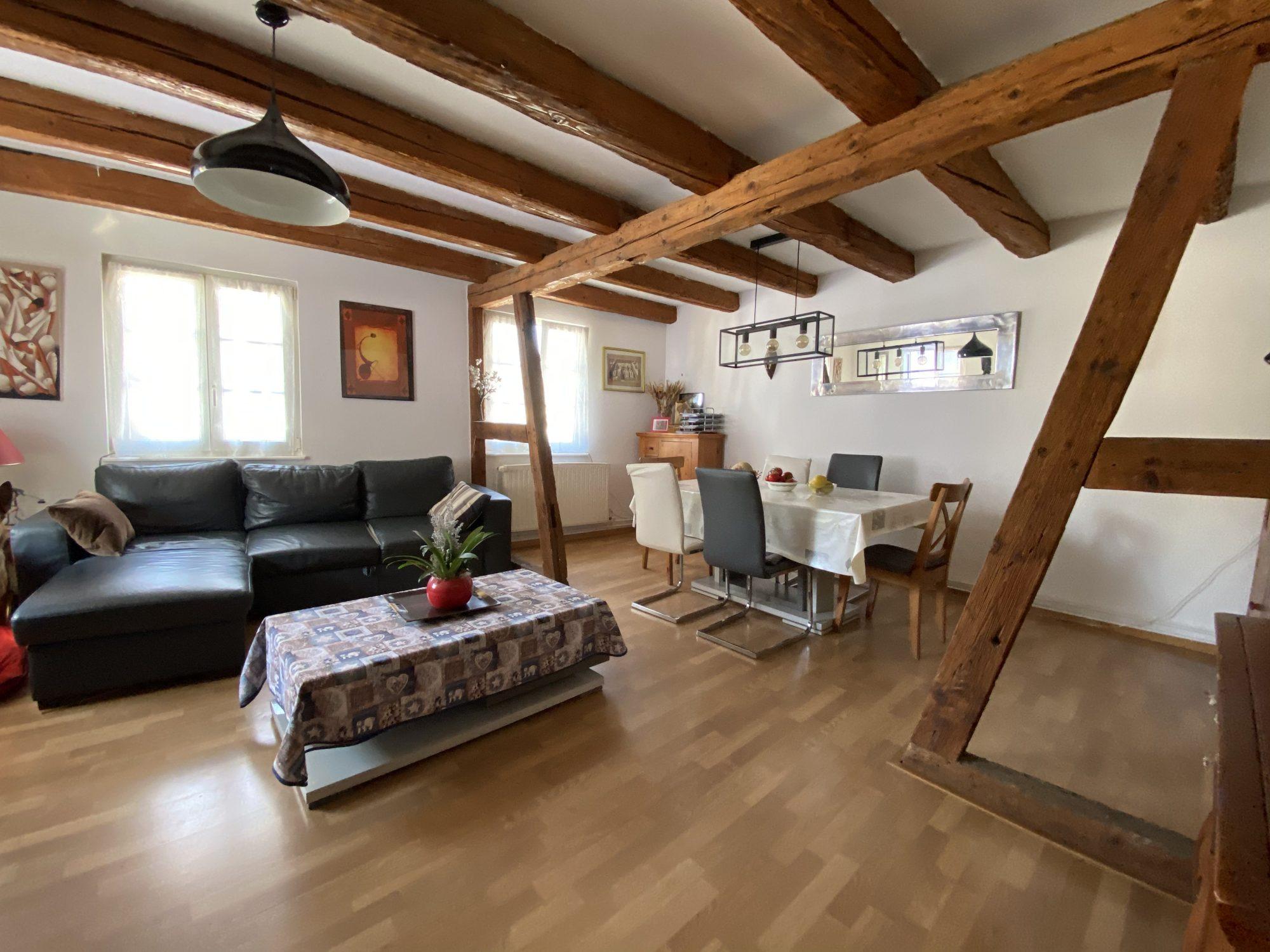GRAND T4 MITTELHAUSBERGEN AVEC PARKING ET CAVE - Devenez locataire en toute sérénité - Bintz Immobilier - 12