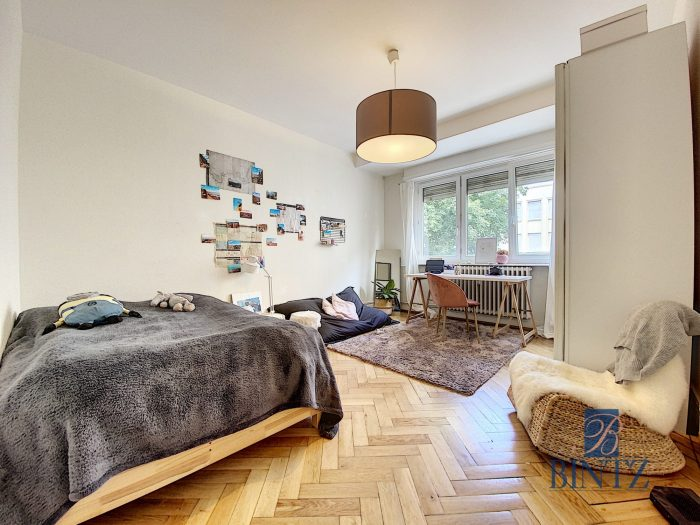 Grand 1 pièce avec balcon situé quartier KRUTENEAU proche de P - Devenez locataire en toute sérénité - Bintz Immobilier