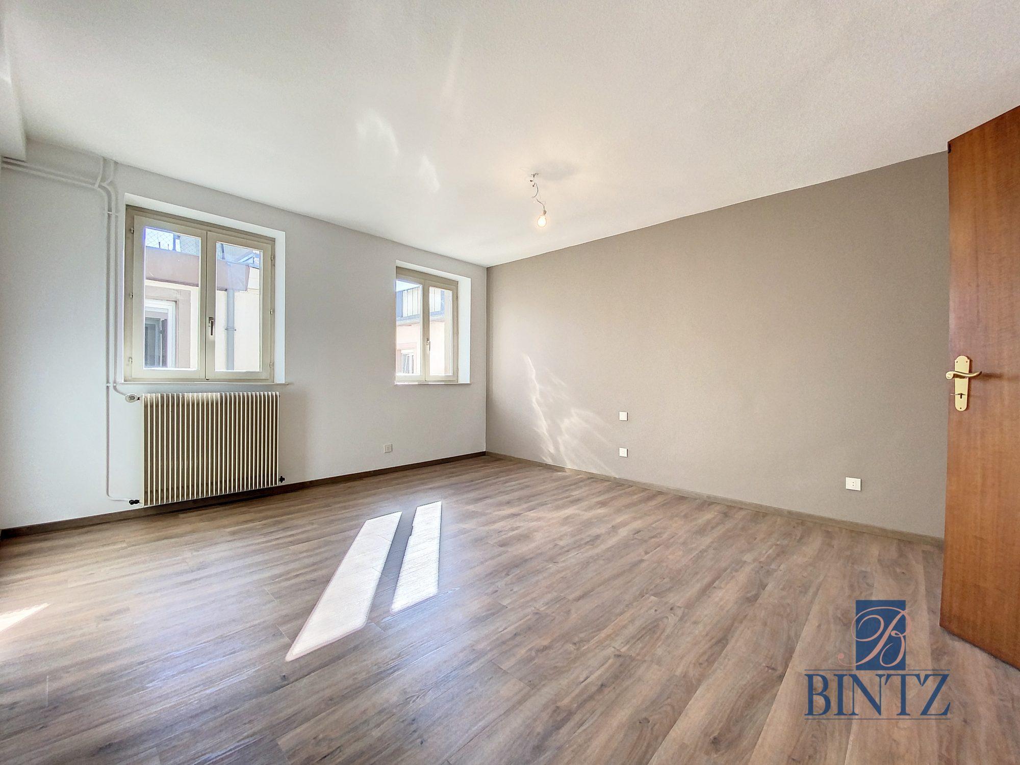 DUPLEX PLACE DE L'UNIVERSITÉ AVEC TERRASSE - Devenez locataire en toute sérénité - Bintz Immobilier - 14