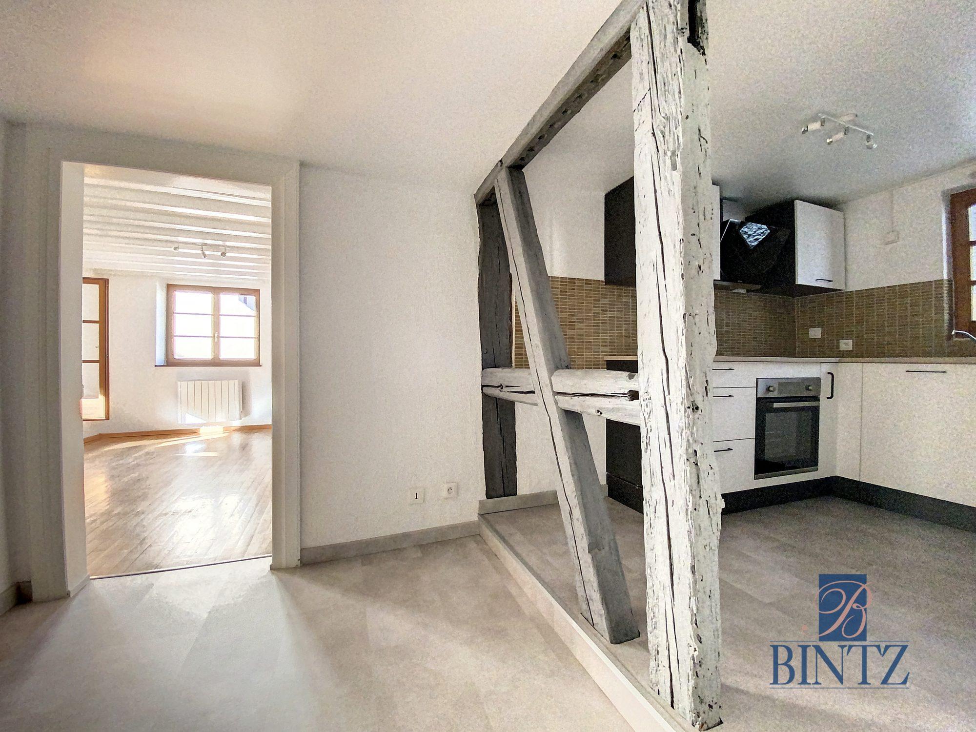2 piècs avec Balcon au centre-ville - Devenez locataire en toute sérénité - Bintz Immobilier - 5