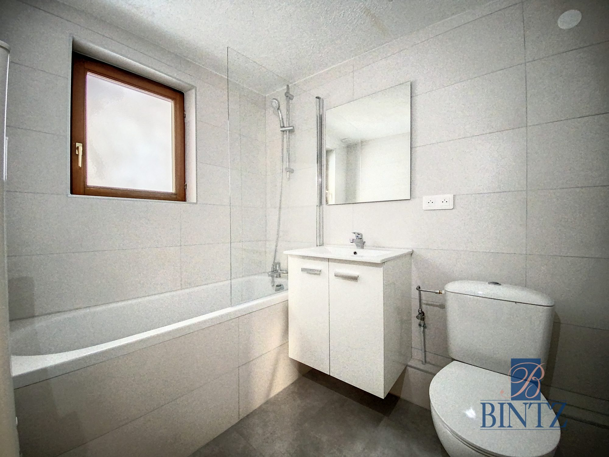 2 piècs avec Balcon au centre-ville - Devenez locataire en toute sérénité - Bintz Immobilier - 6