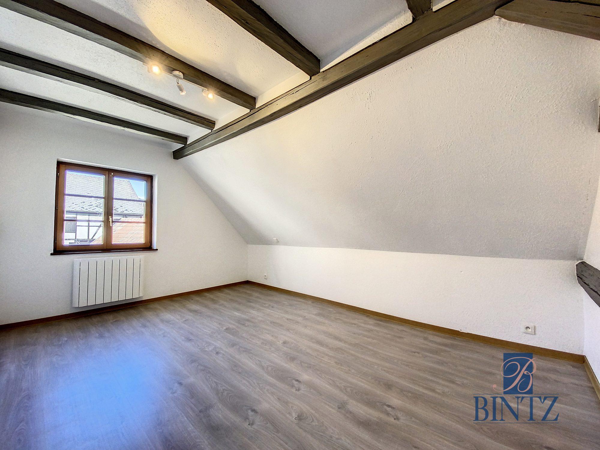 3/4 Pièces Centre-ville ROSHEIM - Devenez locataire en toute sérénité - Bintz Immobilier - 3