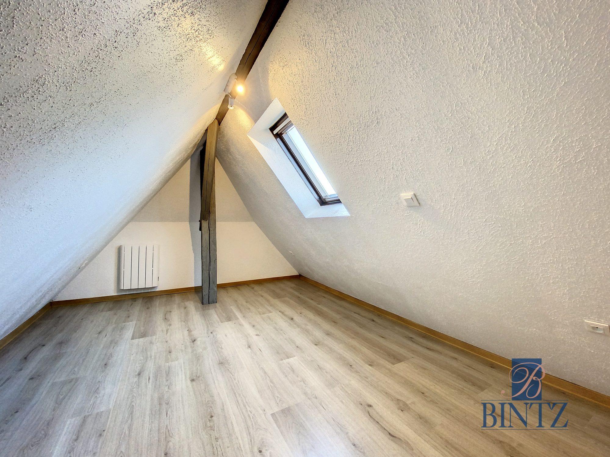 3/4 Pièces Centre-ville ROSHEIM - Devenez locataire en toute sérénité - Bintz Immobilier - 7