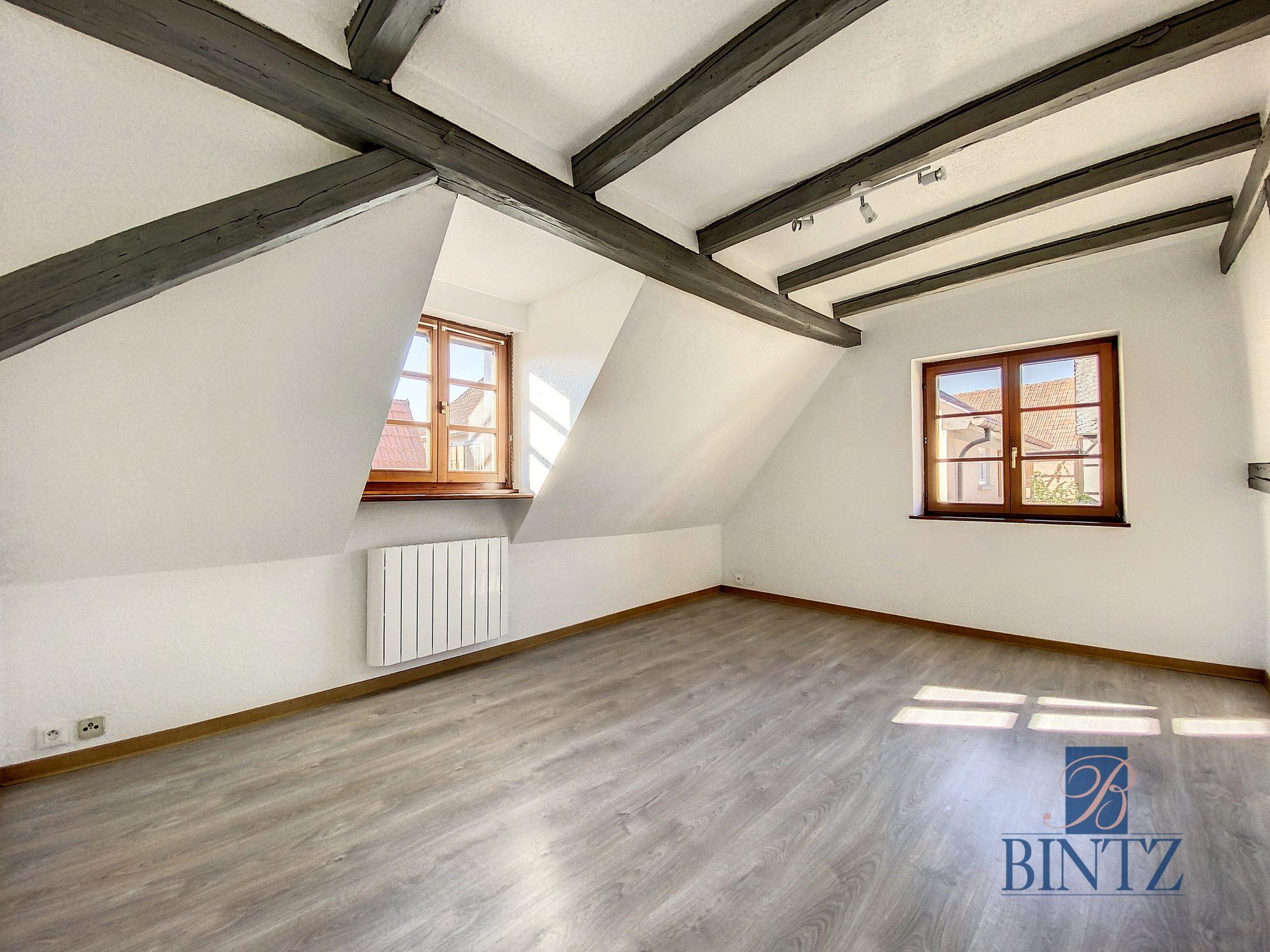 3/4 Pièces Centre-ville ROSHEIM - Devenez locataire en toute sérénité - Bintz Immobilier - 2