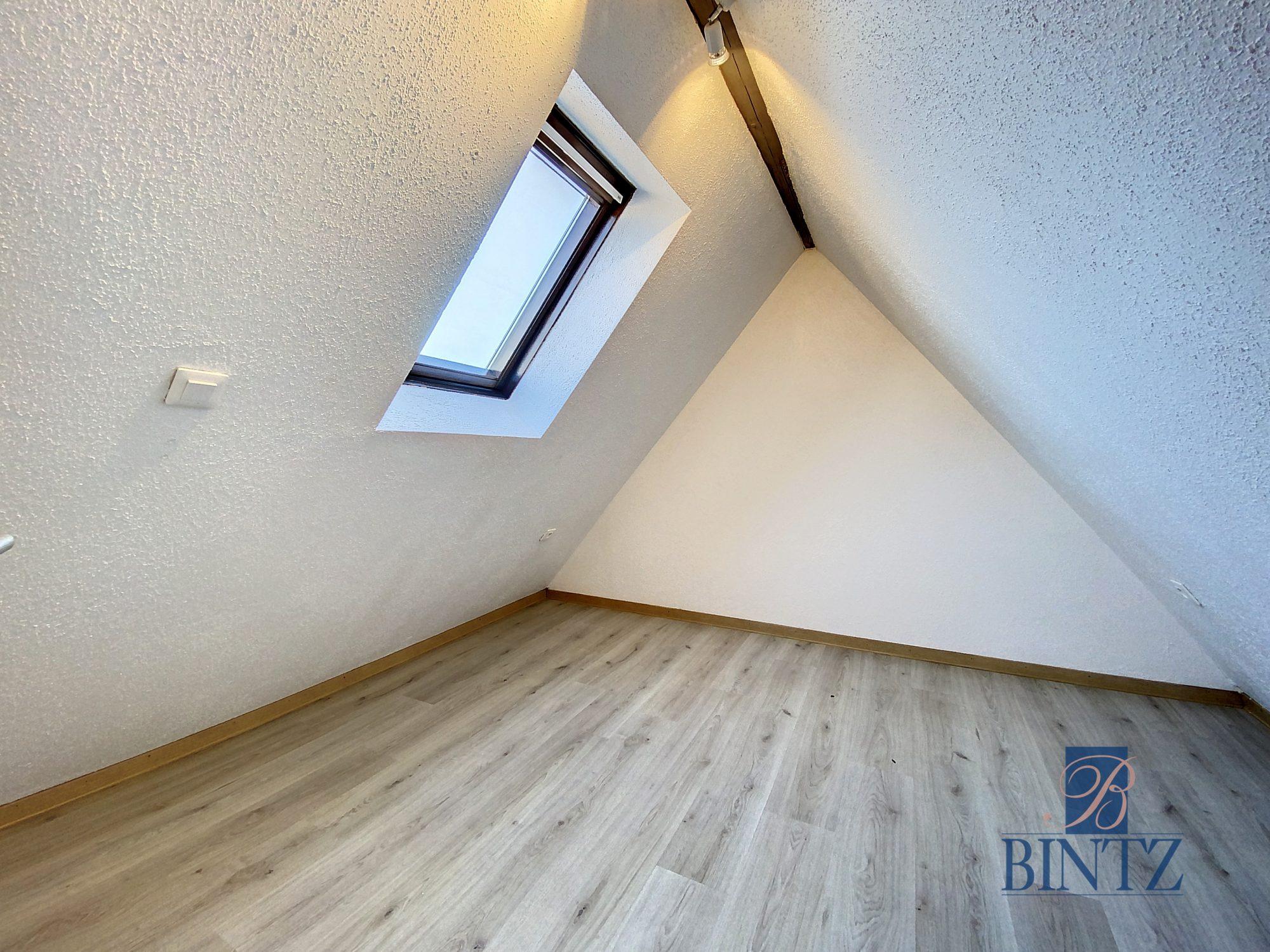 3/4 Pièces Centre-ville ROSHEIM - Devenez locataire en toute sérénité - Bintz Immobilier - 8