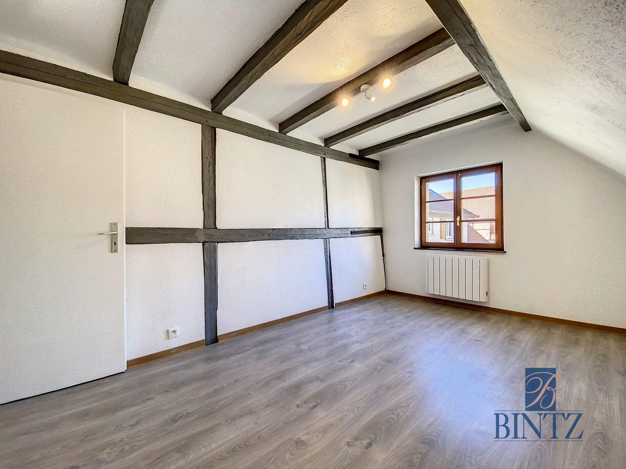 3/4 Pièces Centre-ville ROSHEIM - Devenez locataire en toute sérénité - Bintz Immobilier - 4
