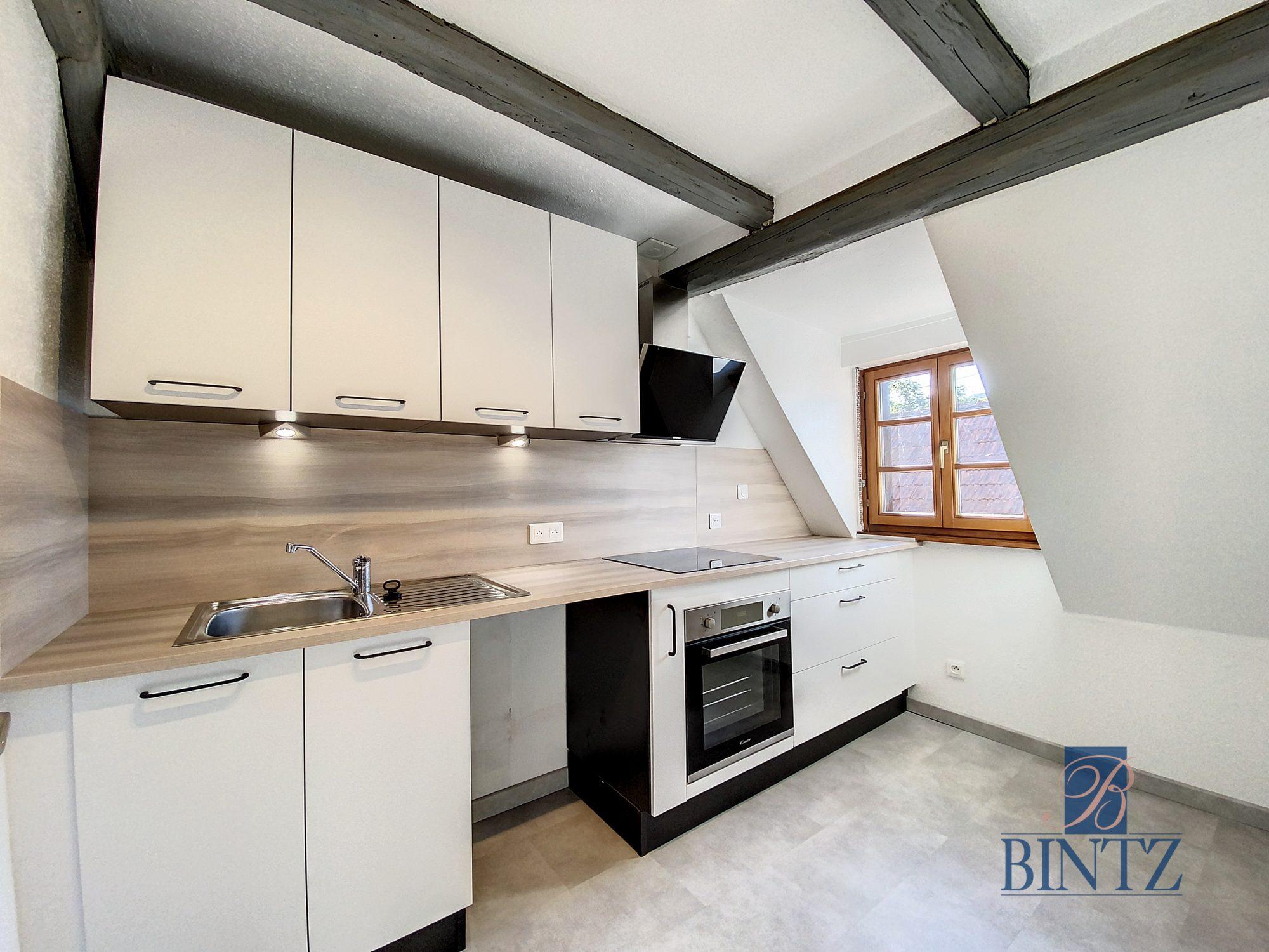 3/4 Pièces Centre-ville ROSHEIM - Devenez locataire en toute sérénité - Bintz Immobilier - 1