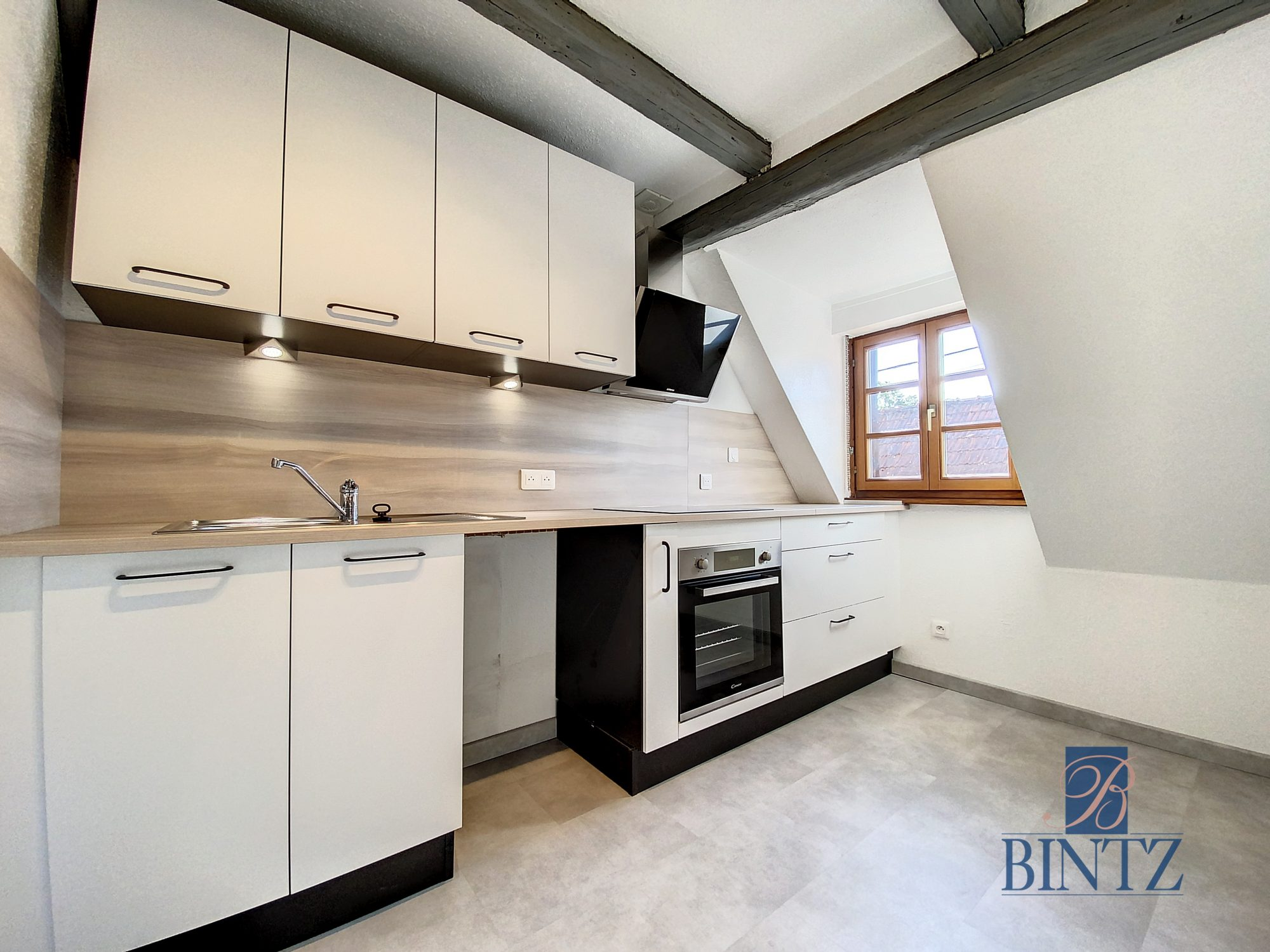 3/4 Pièces Centre-ville ROSHEIM - Devenez locataire en toute sérénité - Bintz Immobilier - 9