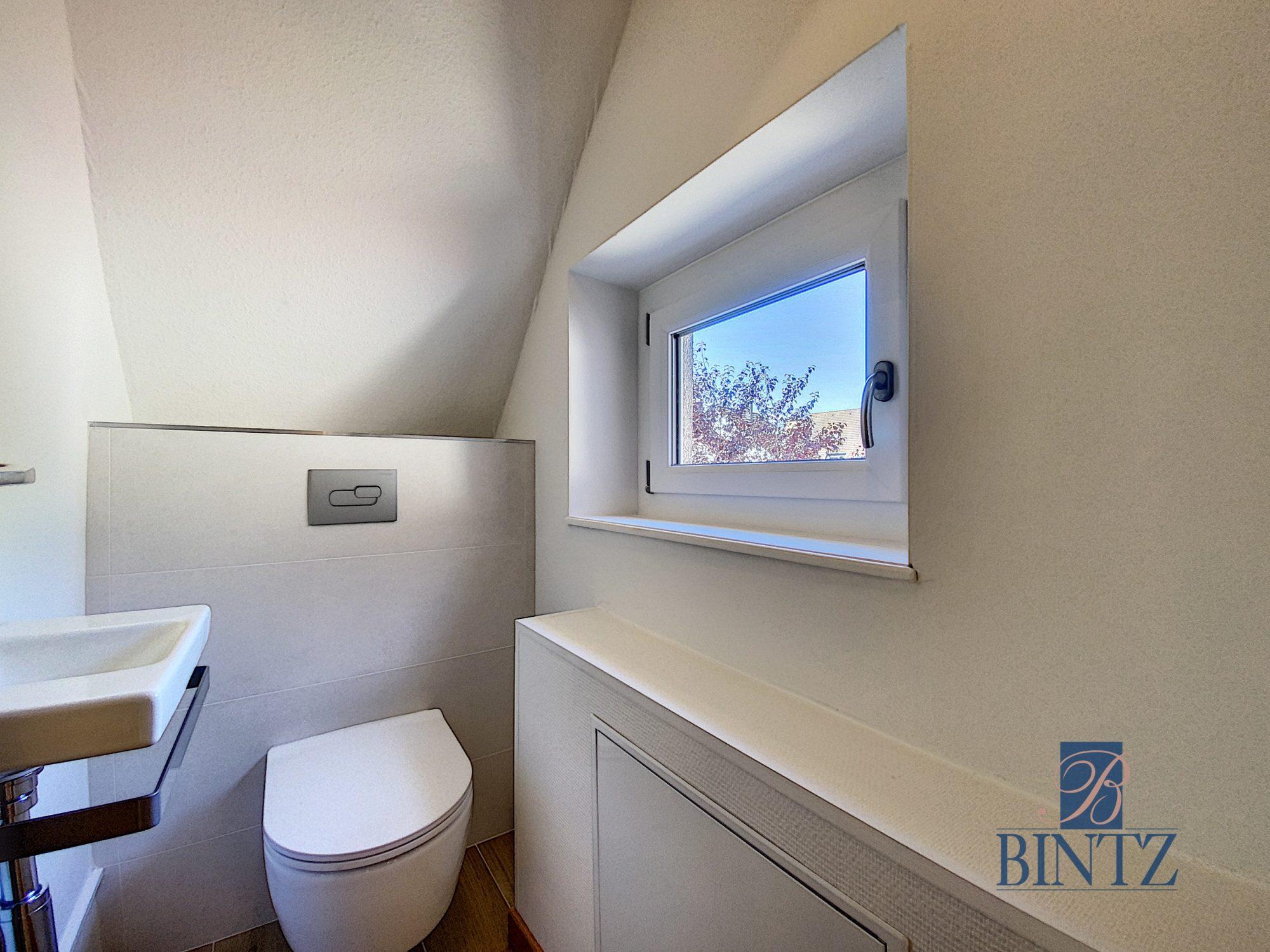 MAISON A LOUER ROBERTSAU - Devenez locataire en toute sérénité - Bintz Immobilier - 20