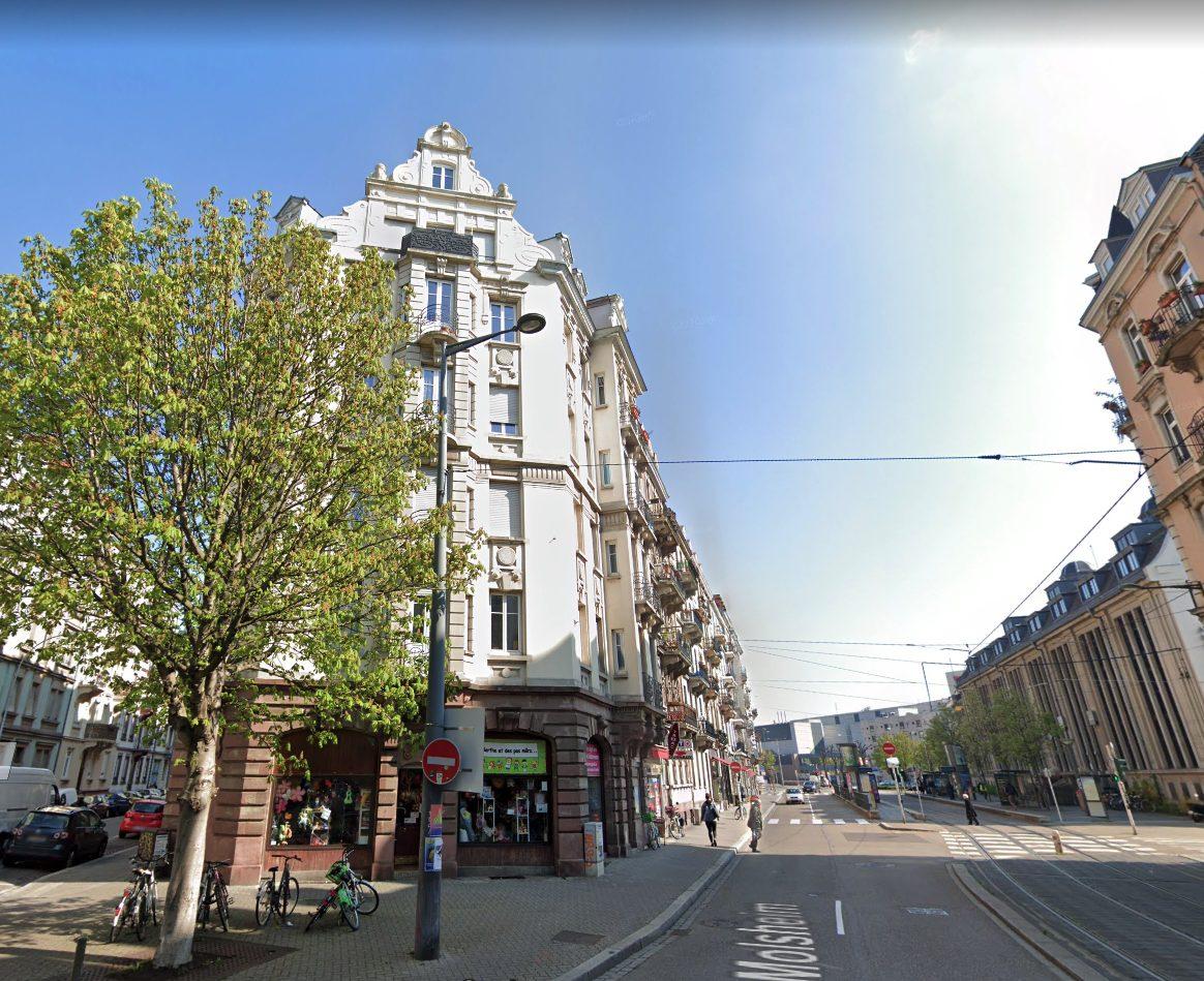 LOCAL COMMERCIAL A LOUER MUSEE D'ART MODERNE - Devenez locataire en toute sérénité - Bintz Immobilier - 1