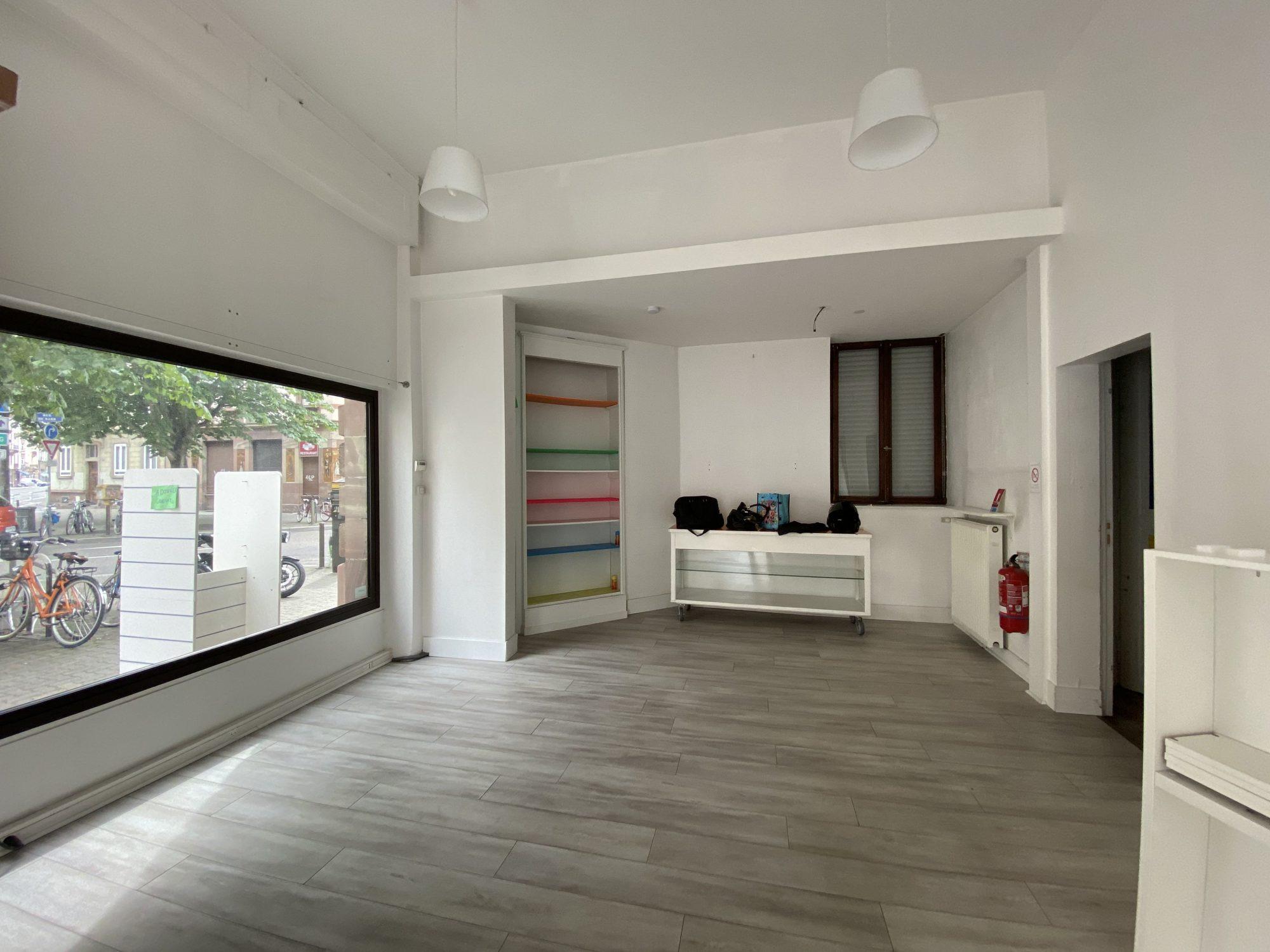 LOCAL COMMERCIAL A LOUER MUSEE D'ART MODERNE - Devenez locataire en toute sérénité - Bintz Immobilier - 7