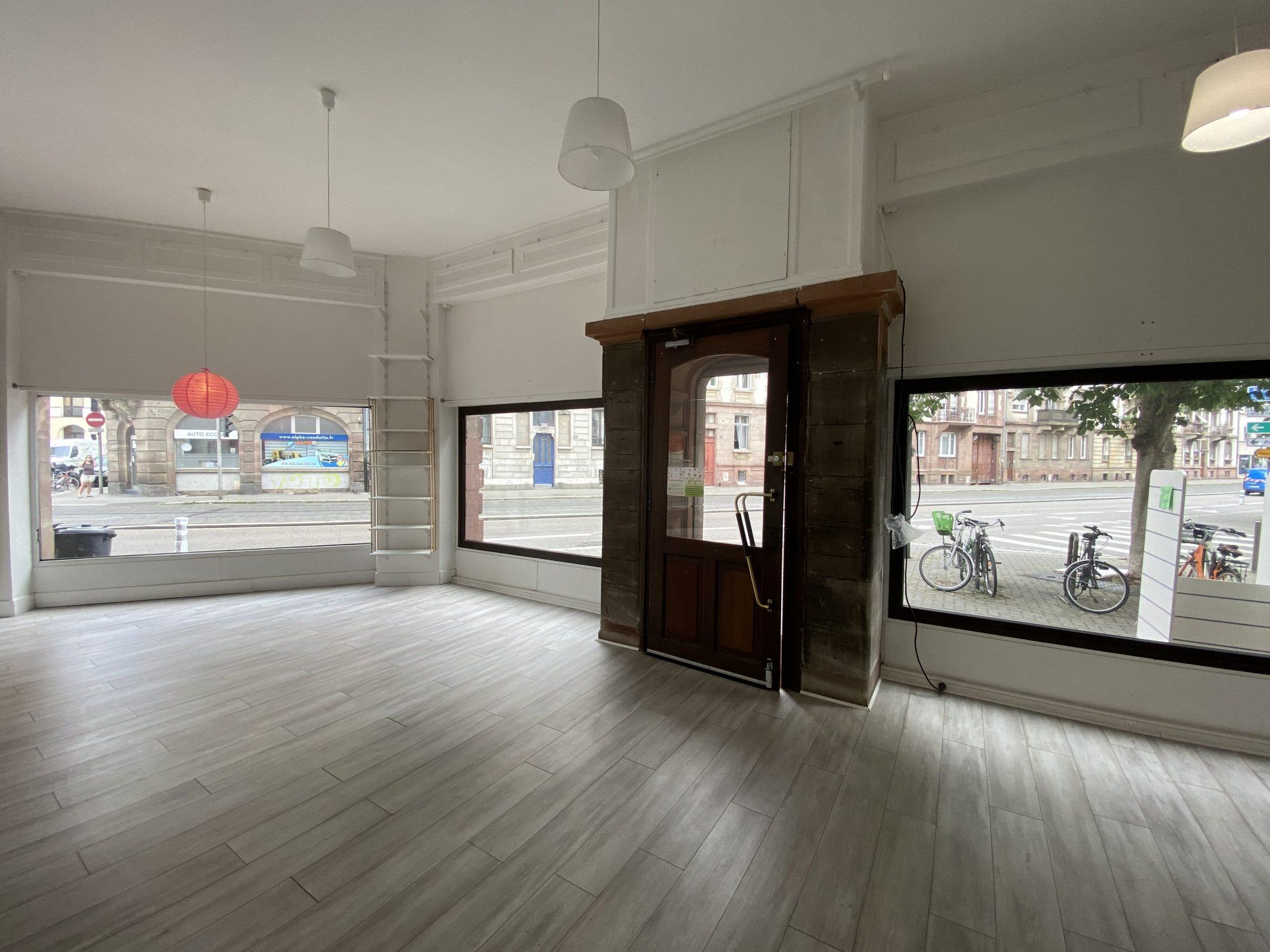 LOCAL COMMERCIAL A LOUER MUSEE D'ART MODERNE - Devenez locataire en toute sérénité - Bintz Immobilier - 8