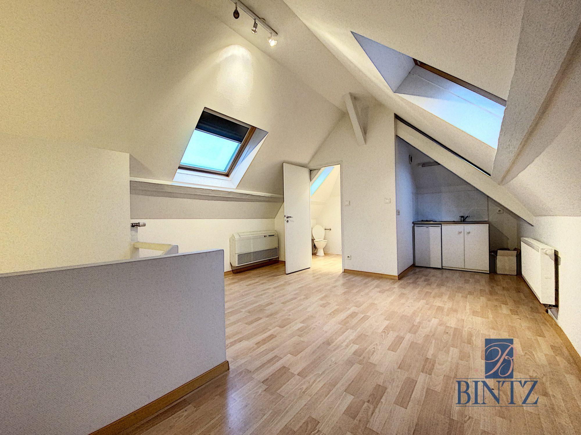 Immeuble de bureaux à louer - Devenez locataire en toute sérénité - Bintz Immobilier - 19