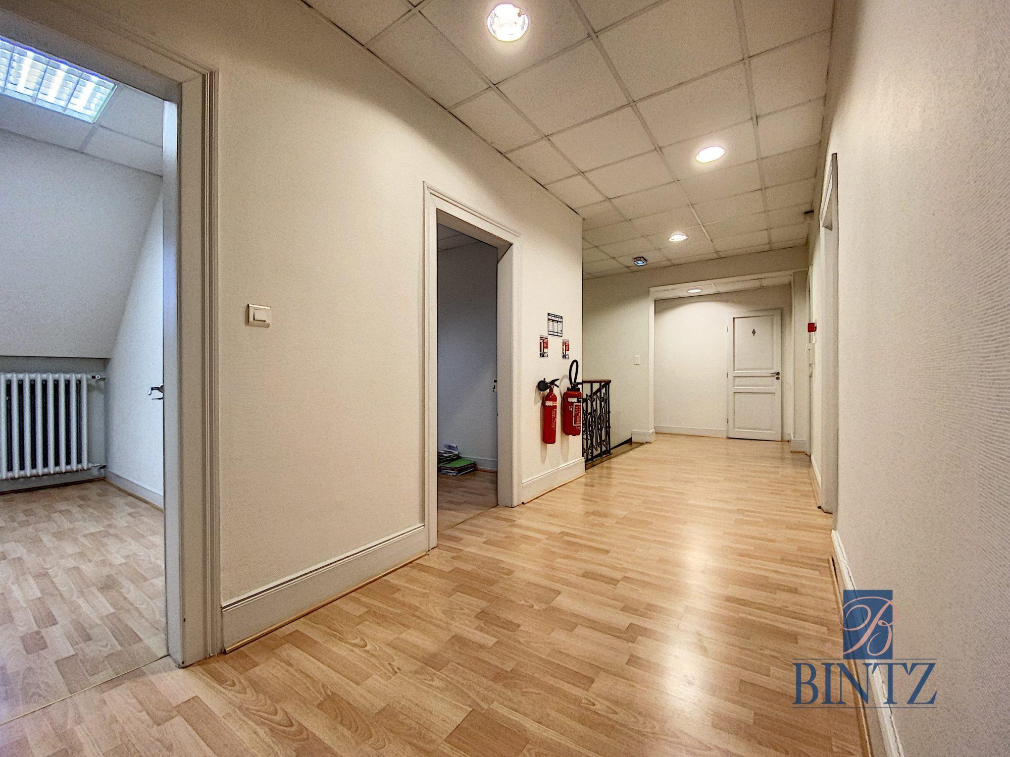 Immeuble de bureaux à louer - Devenez locataire en toute sérénité - Bintz Immobilier - 15