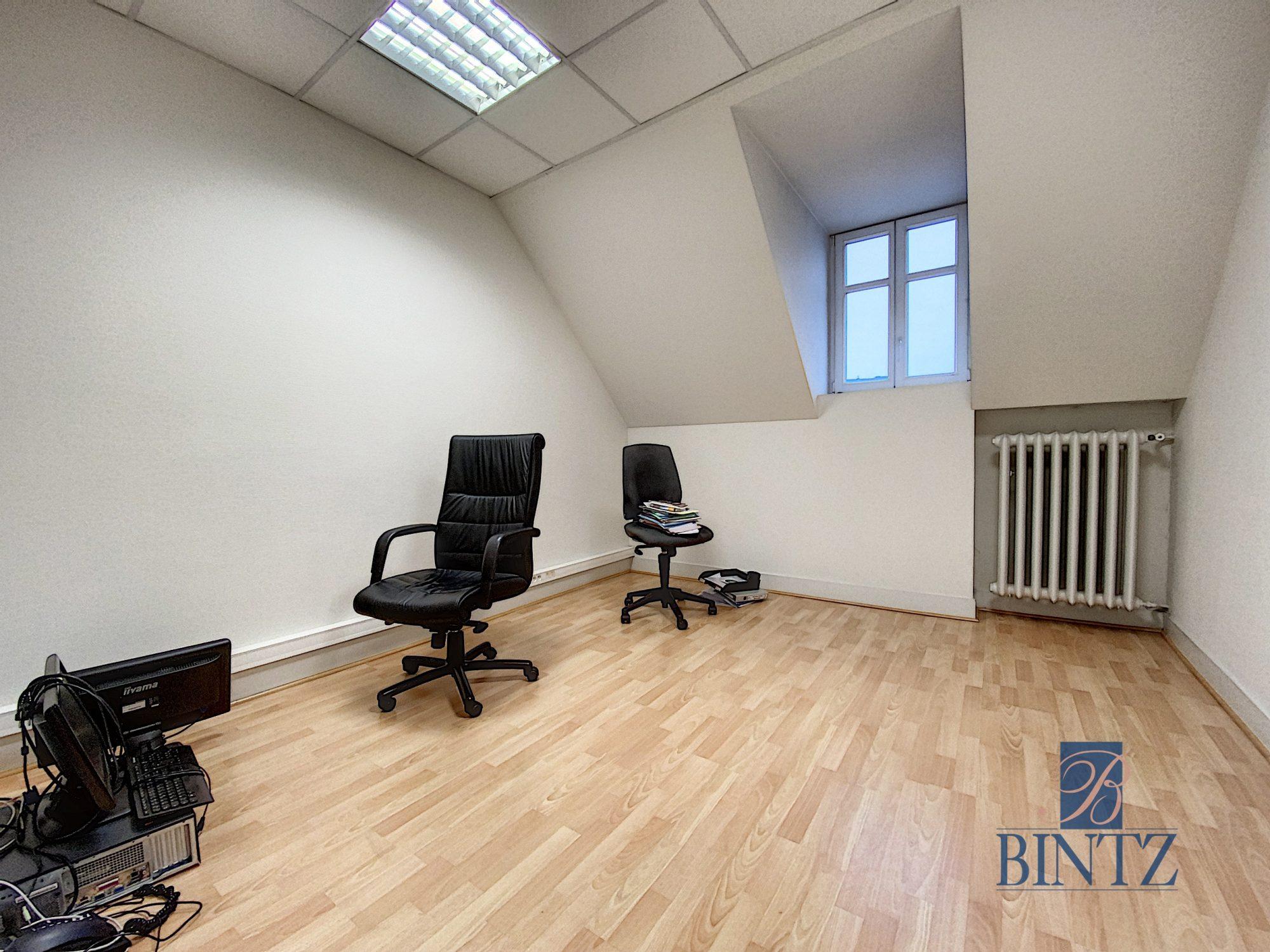 Immeuble de bureaux à louer - Devenez locataire en toute sérénité - Bintz Immobilier - 17