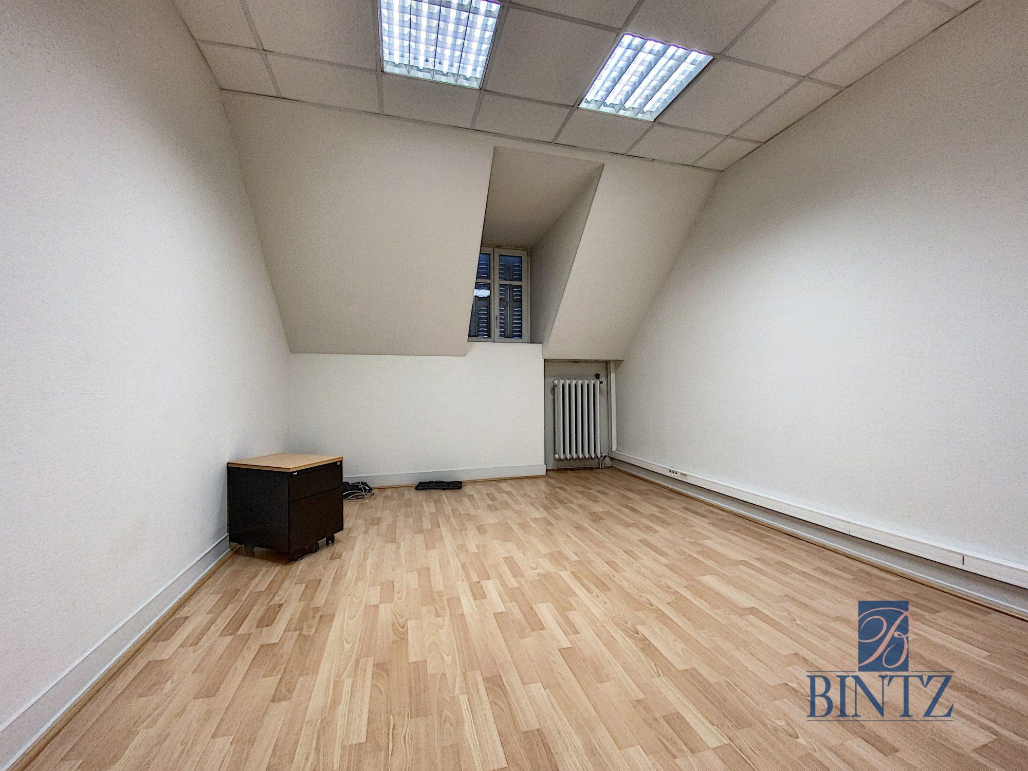 Immeuble de bureaux à louer - Devenez locataire en toute sérénité - Bintz Immobilier - 16