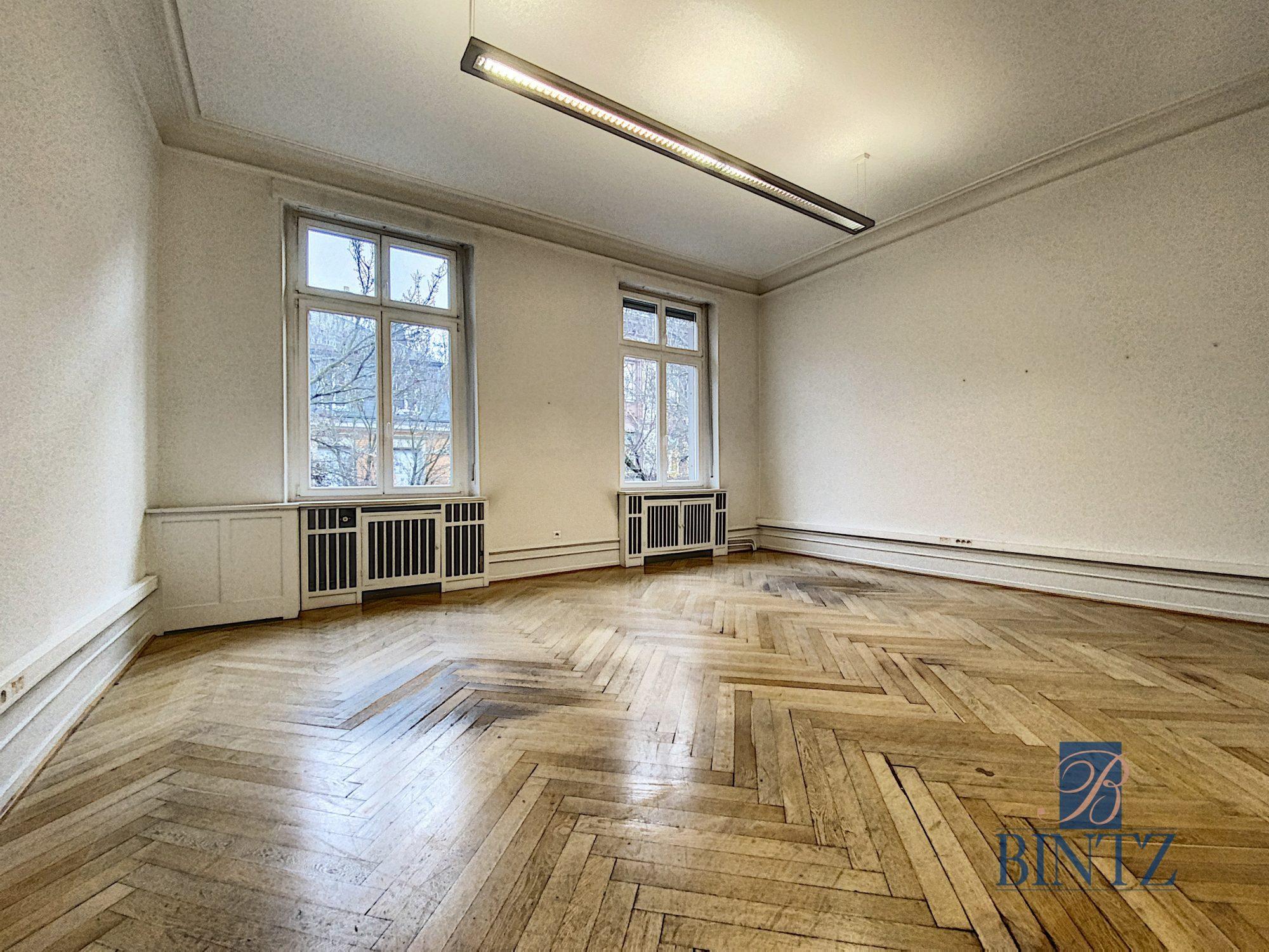 Immeuble de bureaux à louer - Devenez locataire en toute sérénité - Bintz Immobilier - 11