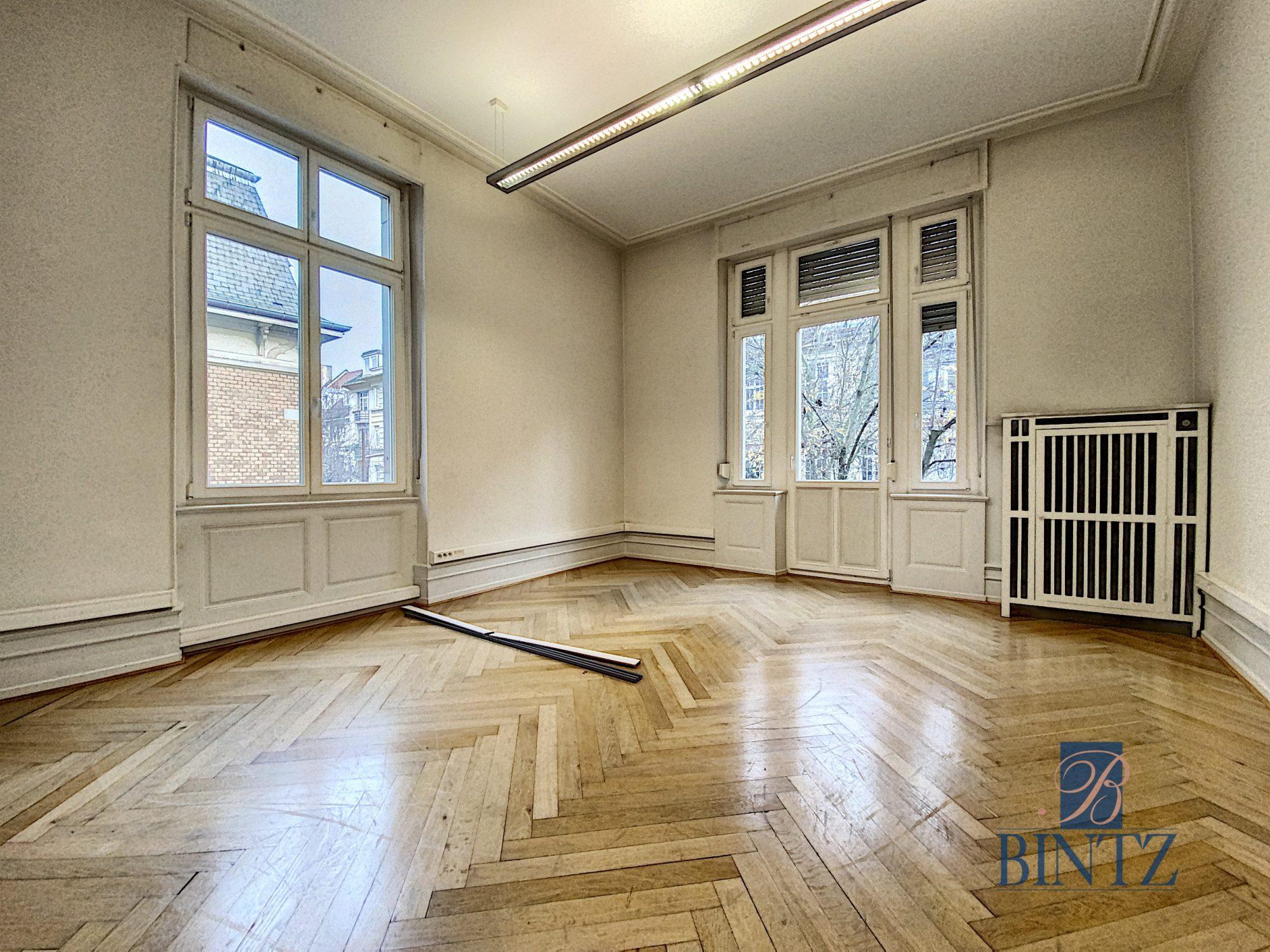 Immeuble de bureaux à louer - Devenez locataire en toute sérénité - Bintz Immobilier - 12