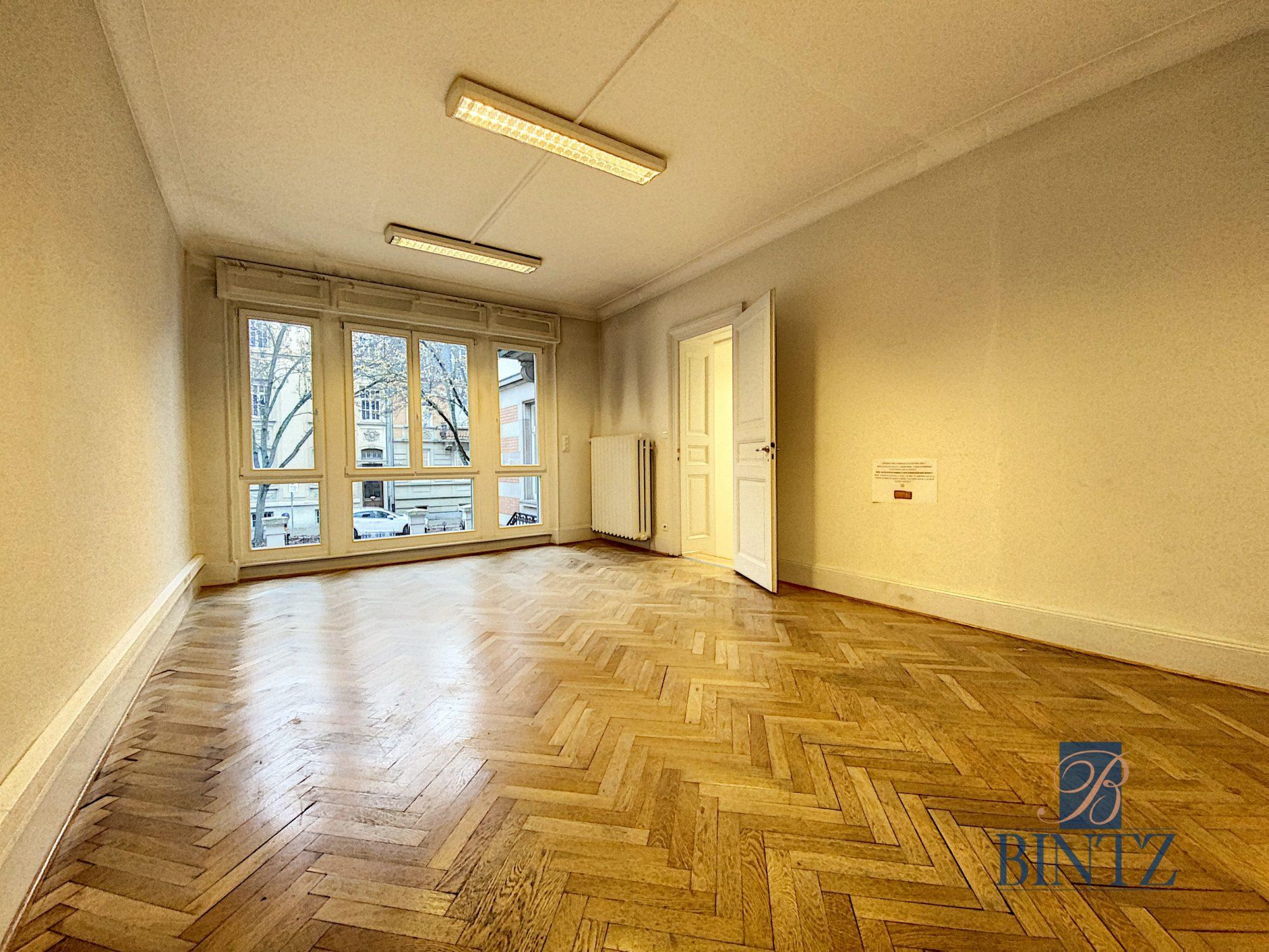Immeuble de bureaux à louer - Devenez locataire en toute sérénité - Bintz Immobilier - 5