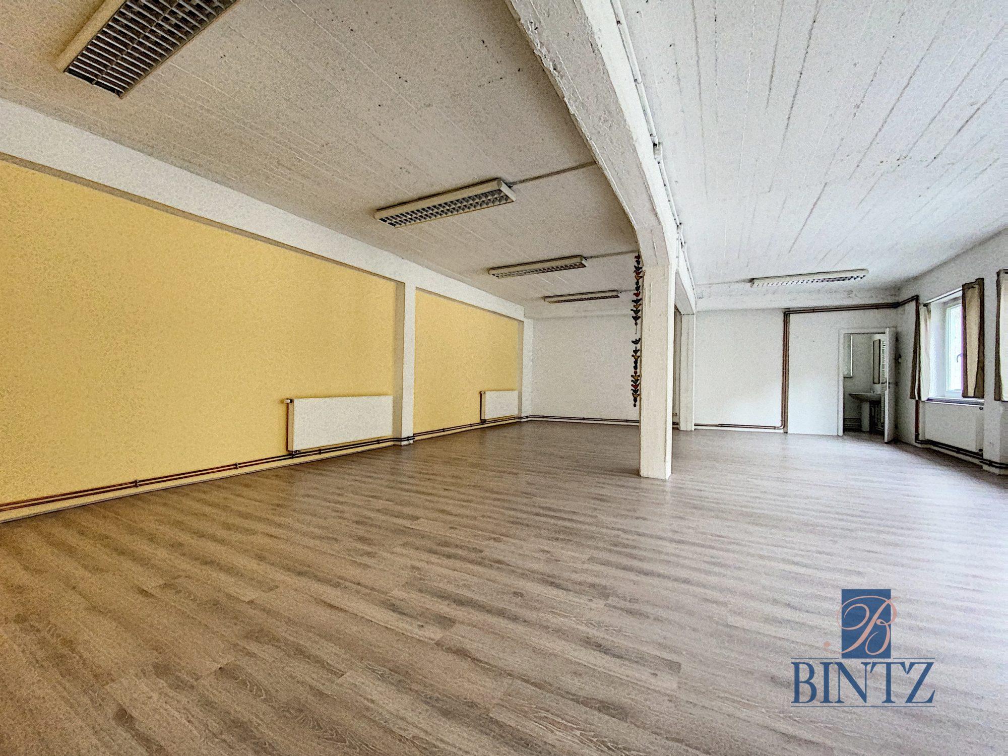 Plateau commercial à Louer Centre-ville - Devenez locataire en toute sérénité - Bintz Immobilier - 5