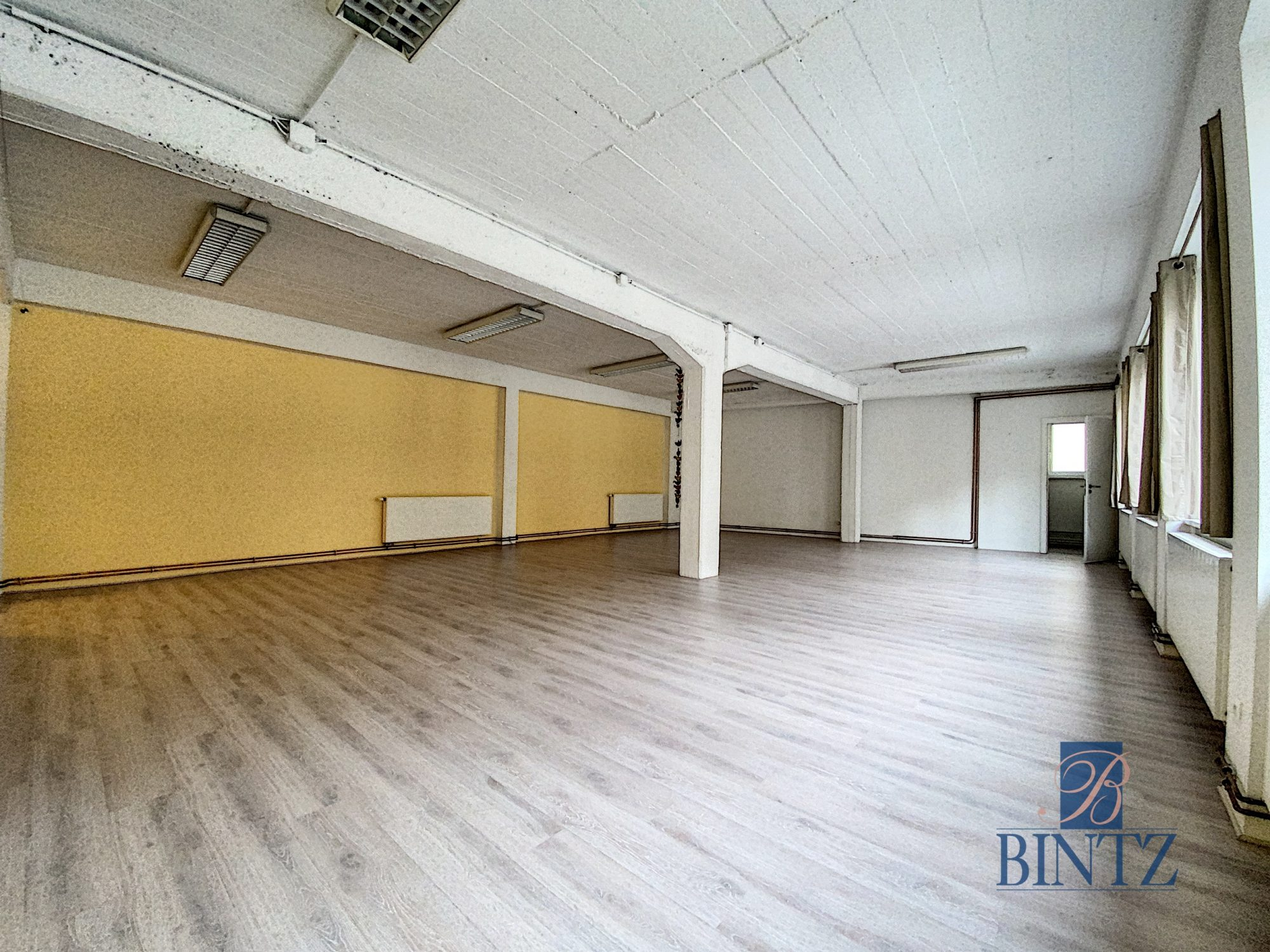 Plateau commercial à Louer Centre-ville - Devenez locataire en toute sérénité - Bintz Immobilier - 6