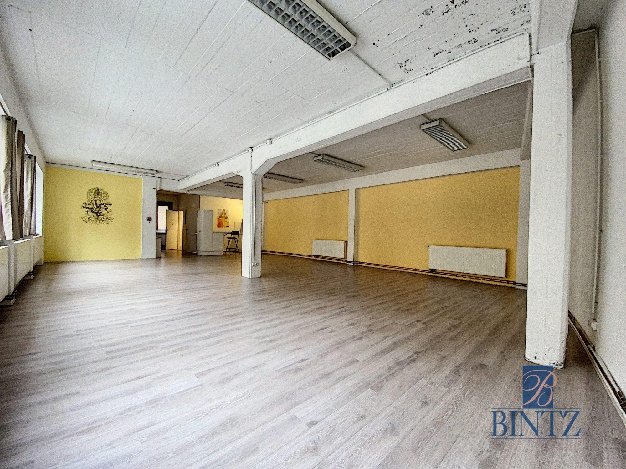 Plateau commercial à Louer Centre-ville - Devenez locataire en toute sérénité - Bintz Immobilier - 7