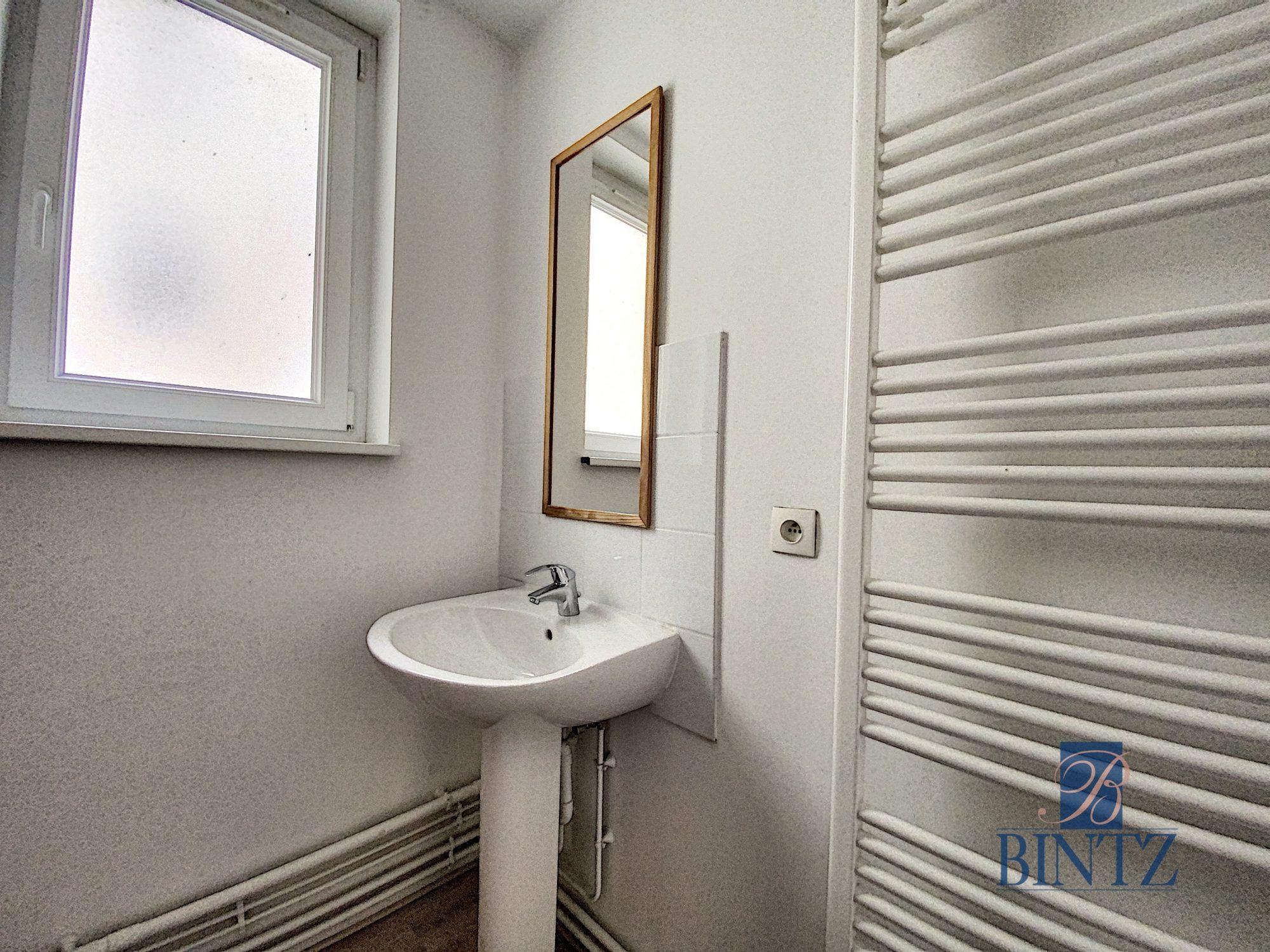 Plateau commercial à Louer Centre-ville - Devenez locataire en toute sérénité - Bintz Immobilier - 9
