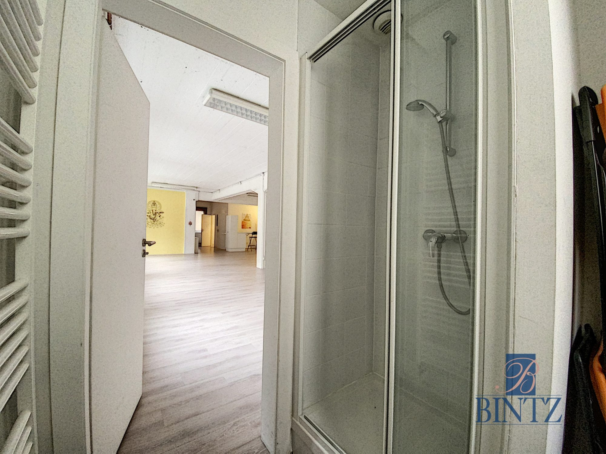 Plateau commercial à Louer Centre-ville - Devenez locataire en toute sérénité - Bintz Immobilier - 10