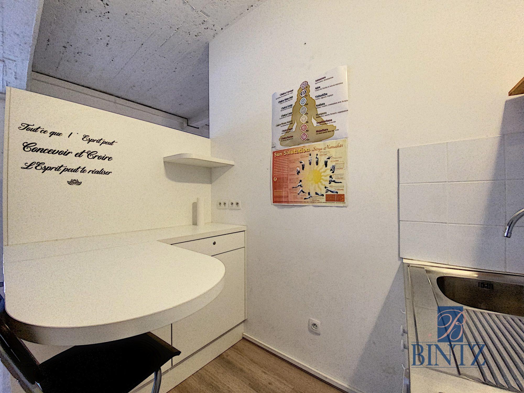 Plateau commercial à Louer Centre-ville - Devenez locataire en toute sérénité - Bintz Immobilier - 11